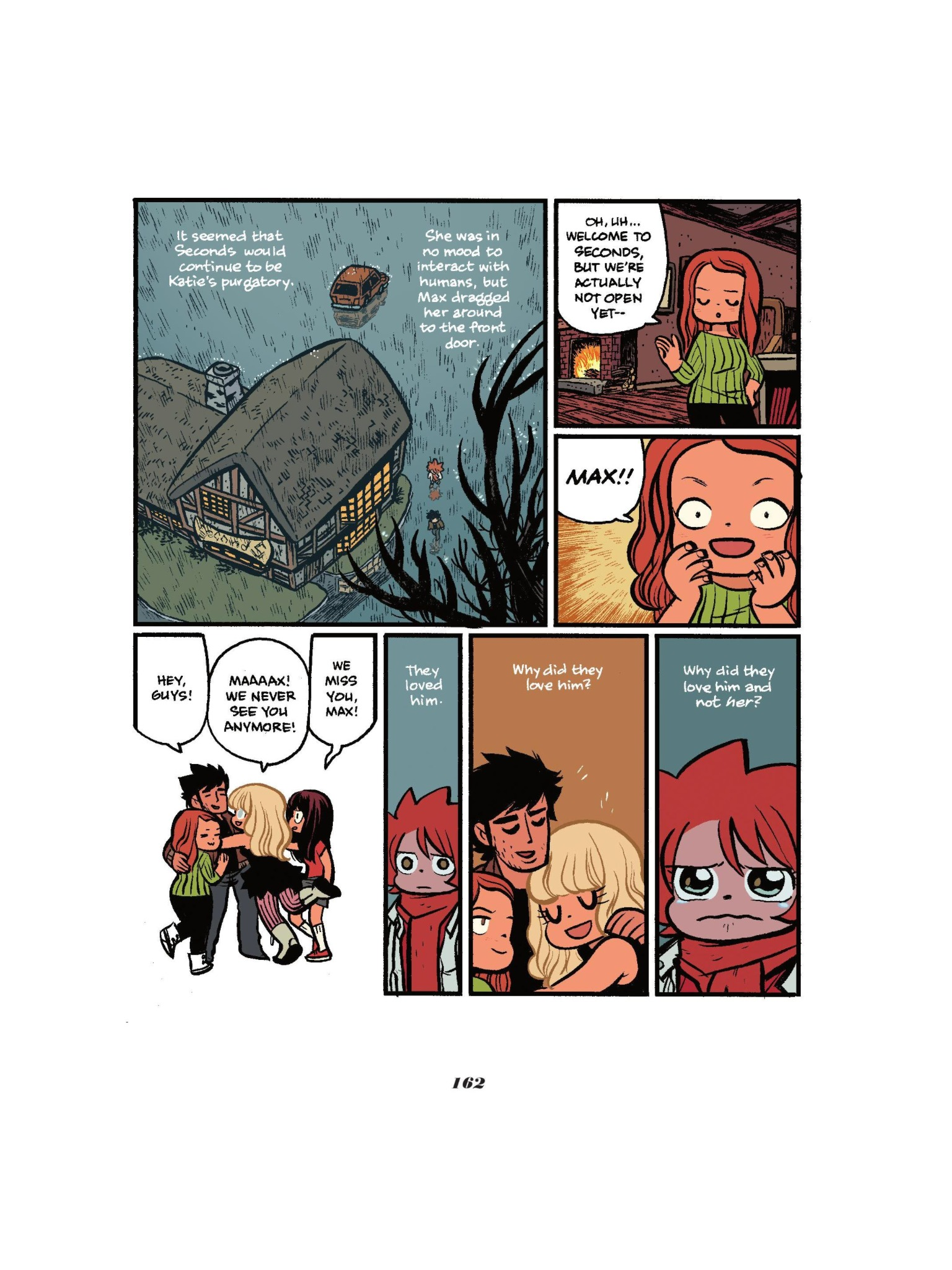 Read online Seconds comic -  Issue # Full - 163