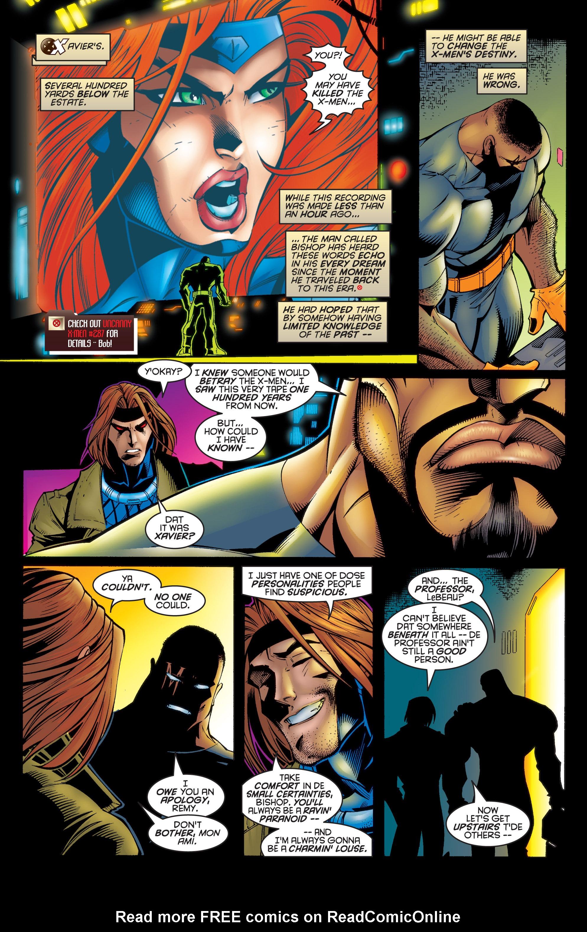 Uncanny X-Men (1963) 335 Page 14