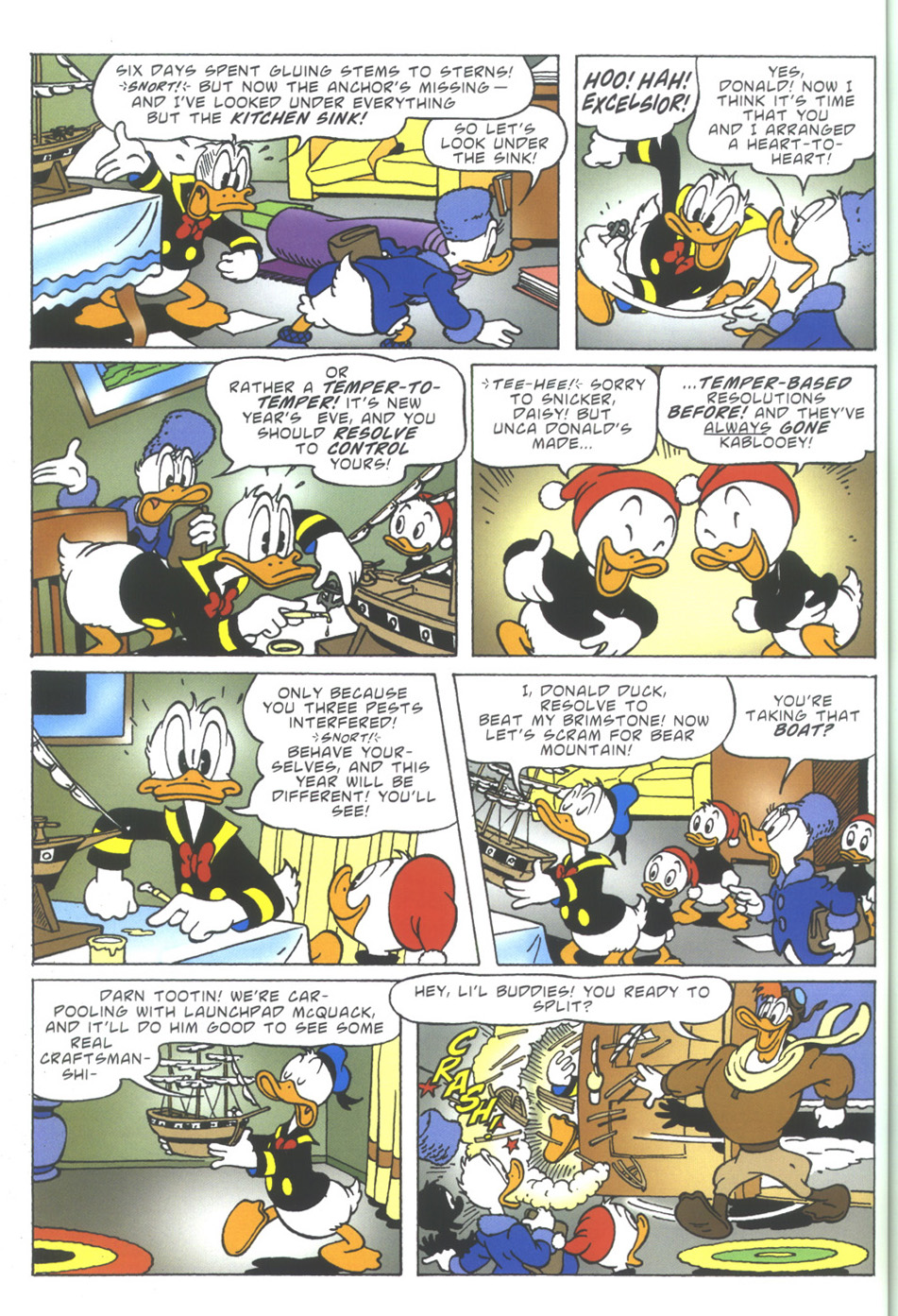 Uncle Scrooge (1953) Issue #349 #349 - English 30