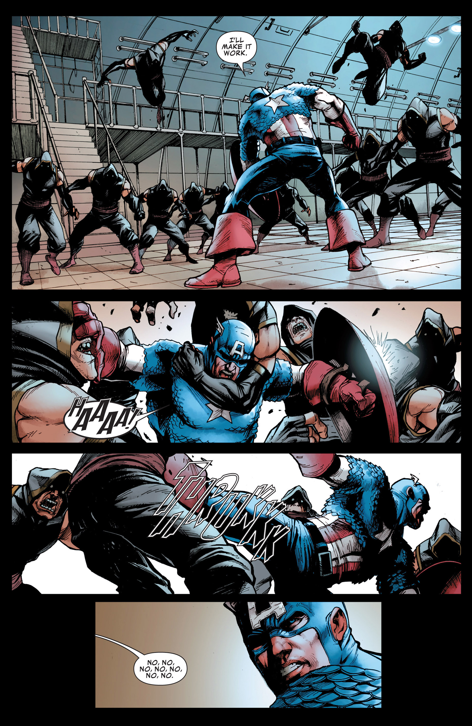 Avengers Assemble (2012) 10 Page 15