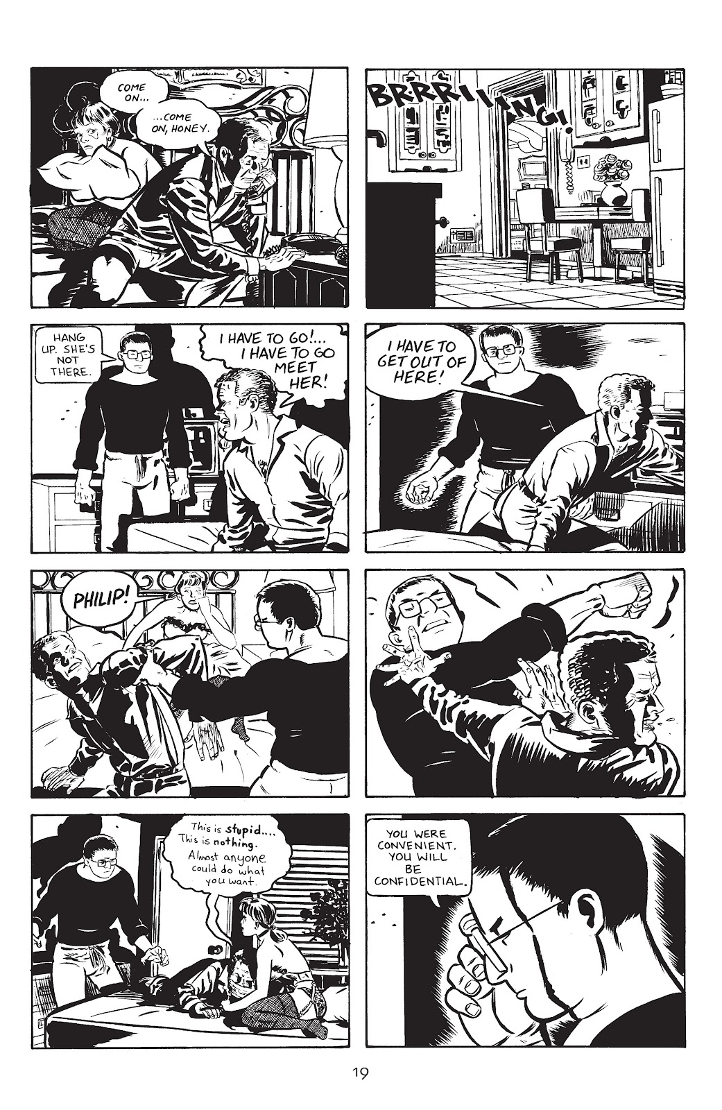 Stray Bullets Issue #20 #20 - English 21