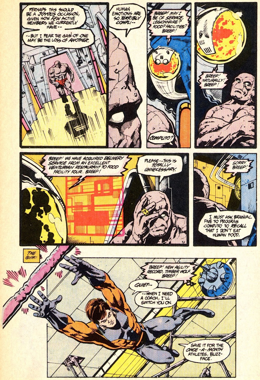 Tales of the Legion Issue #332 #19 - English 8