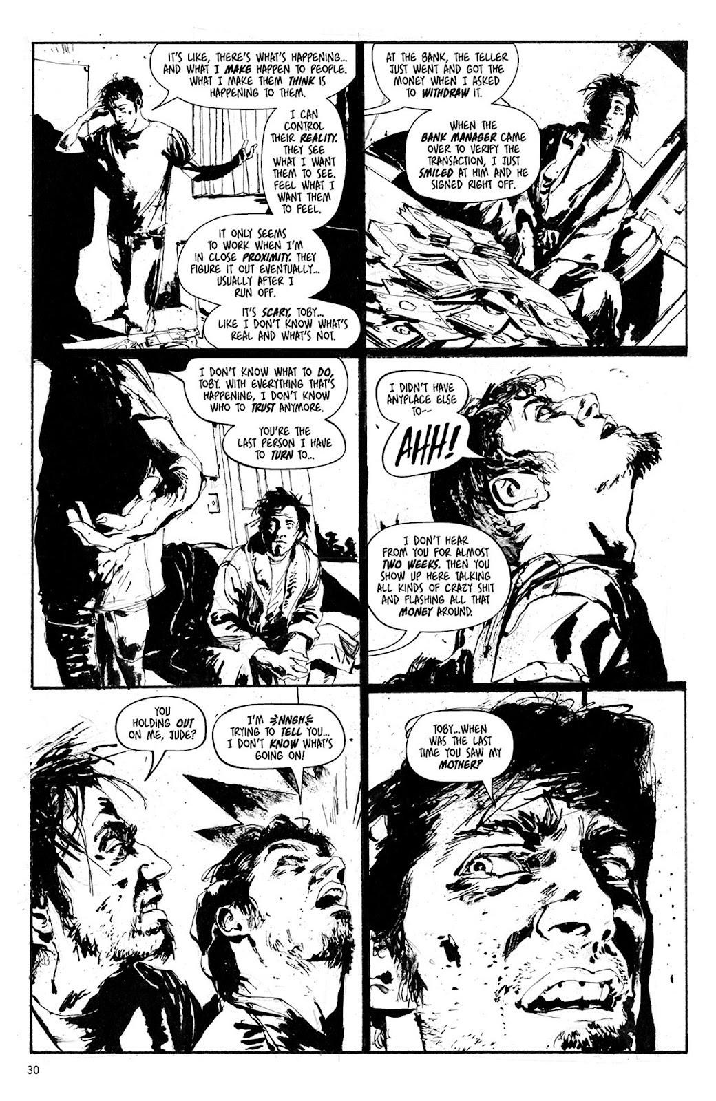 Creepy (2009) Issue #2 #2 - English 32