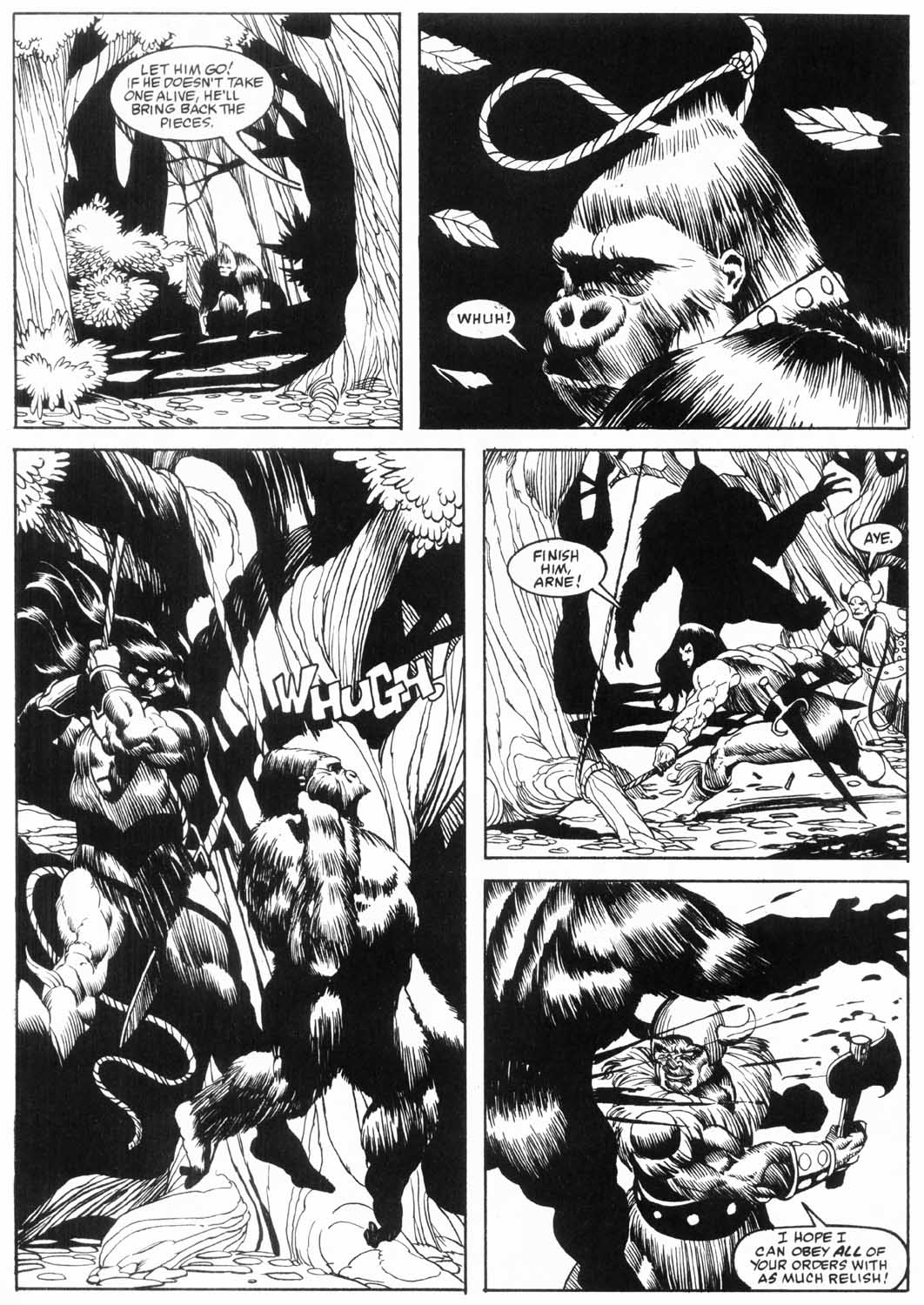 The Savage Sword Of Conan Issue #157 #158 - English 33