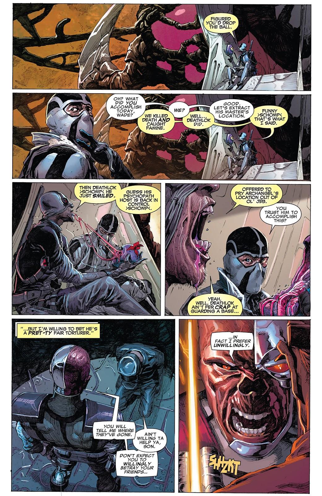 Uncanny X-Force (2010) Issue #15 #16 - English 18