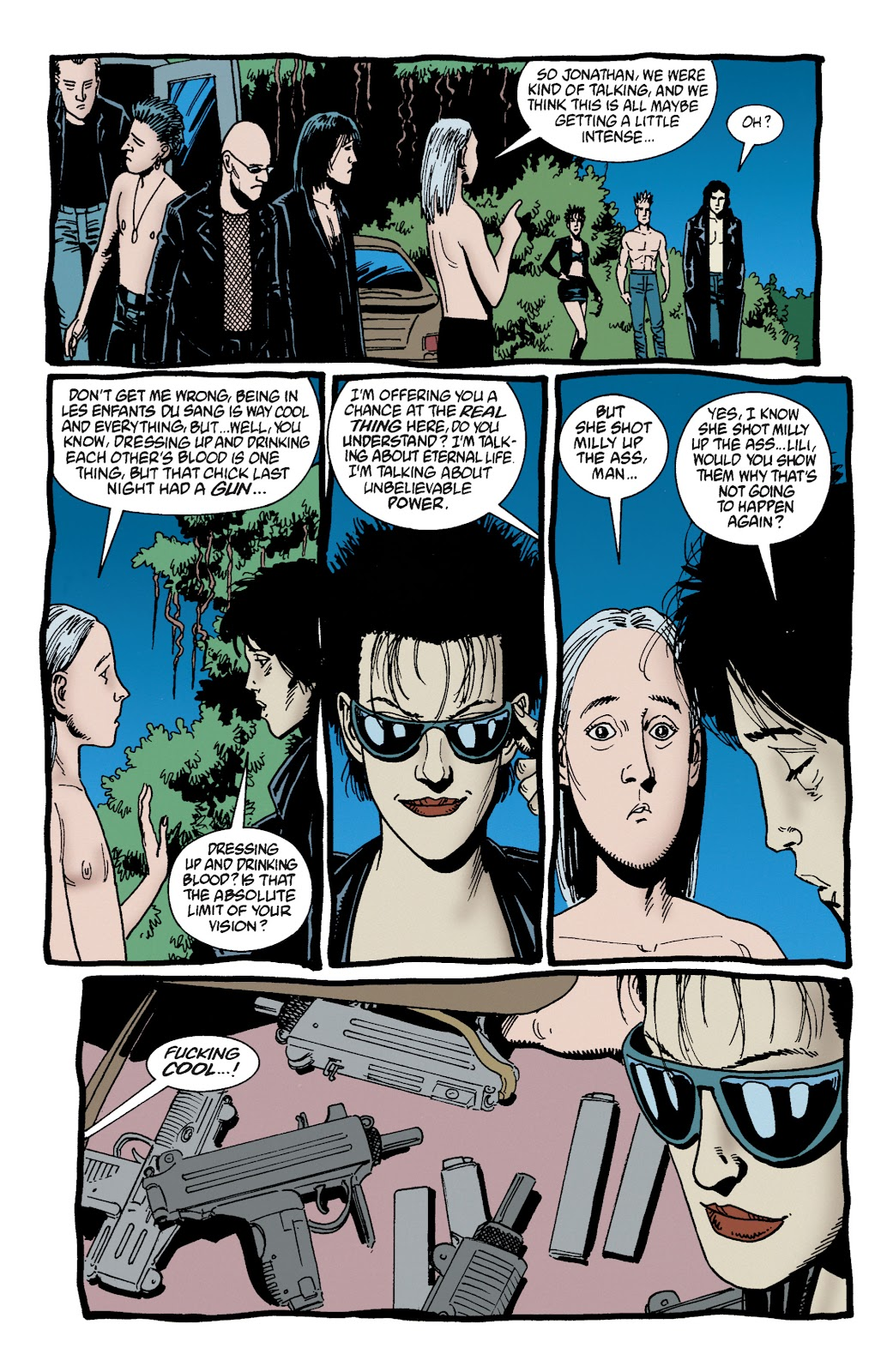 Preacher Issue #32 #41 - English 10