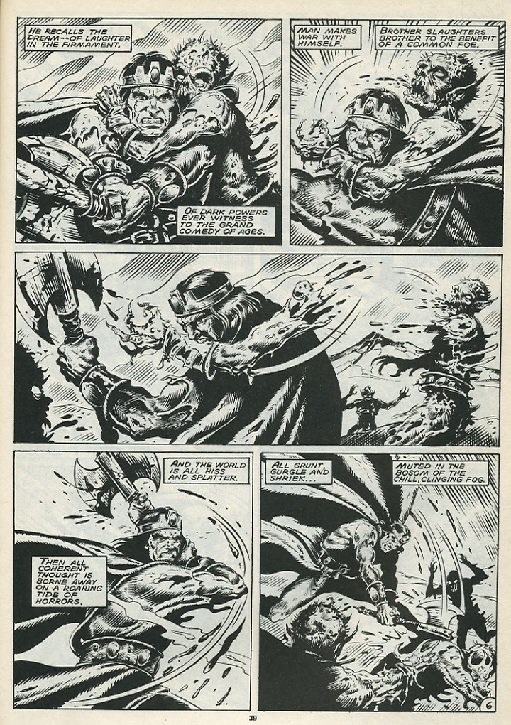 The Savage Sword Of Conan Issue #172 #173 - English 41