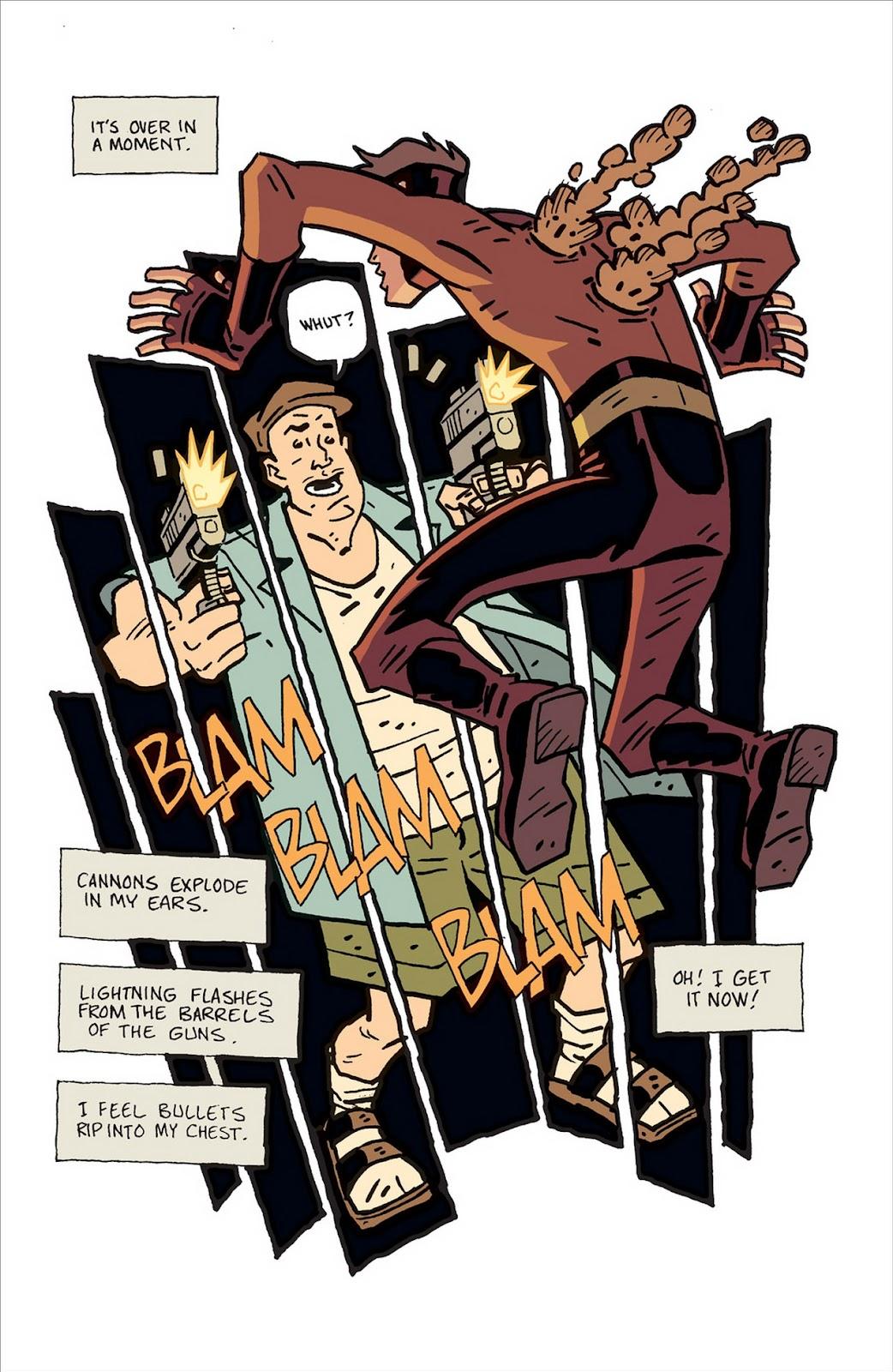 Mudman Issue #1 #1 - English 29