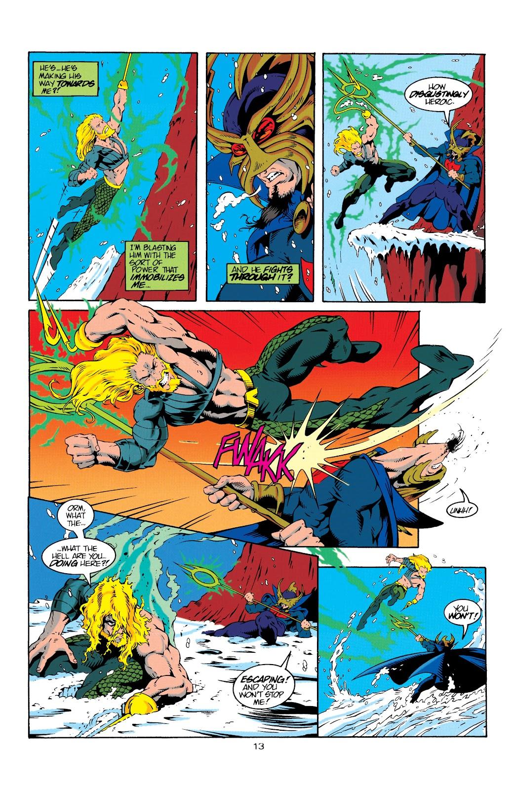 Aquaman (1994) Issue #19 #25 - English 13