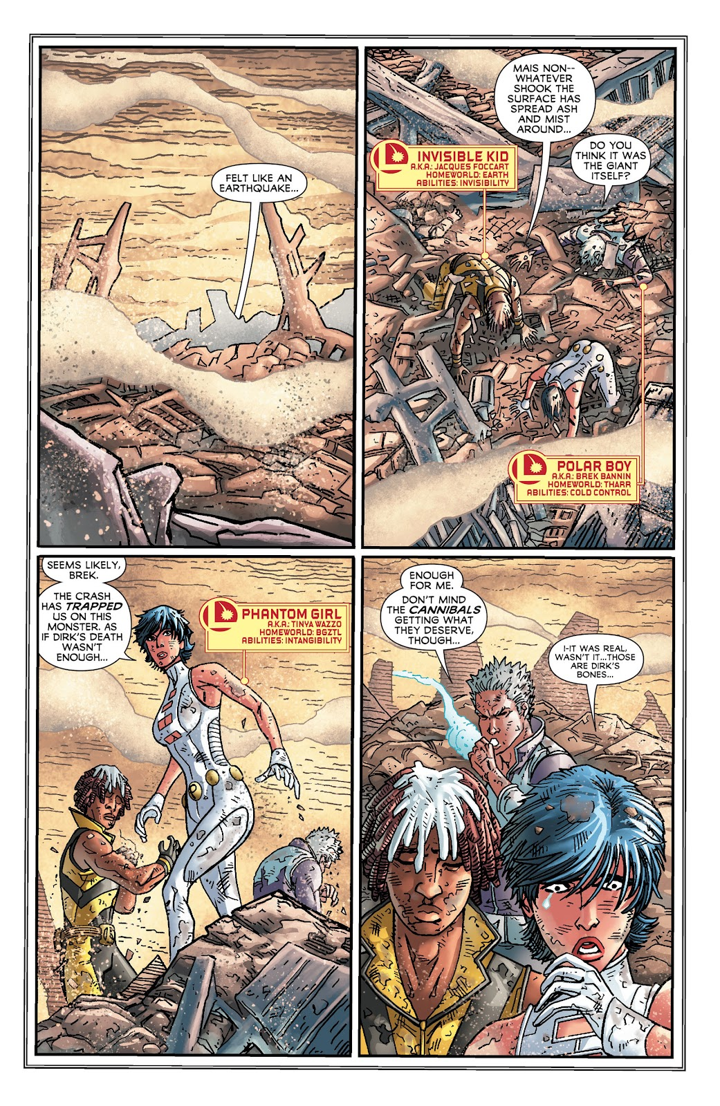 Legion of Super-Heroes (2011) Issue #18 #19 - English 14