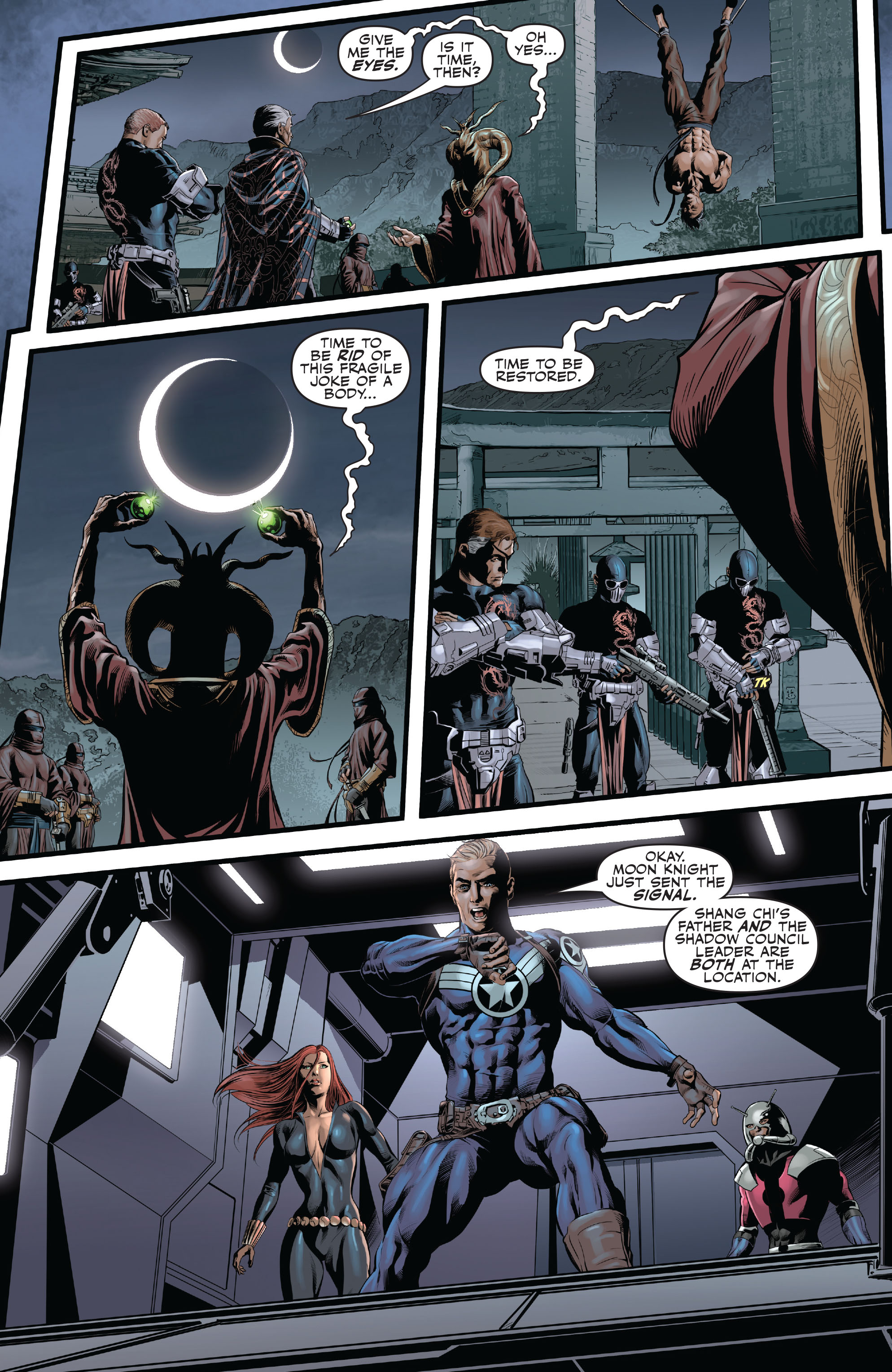 Read online Secret Avengers (2010) comic -  Issue #10 - 6