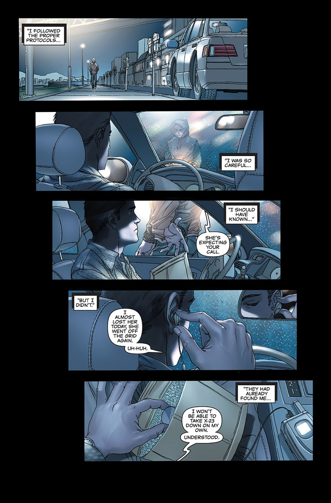 X-23: Target X Issue #2 #2 - English 22