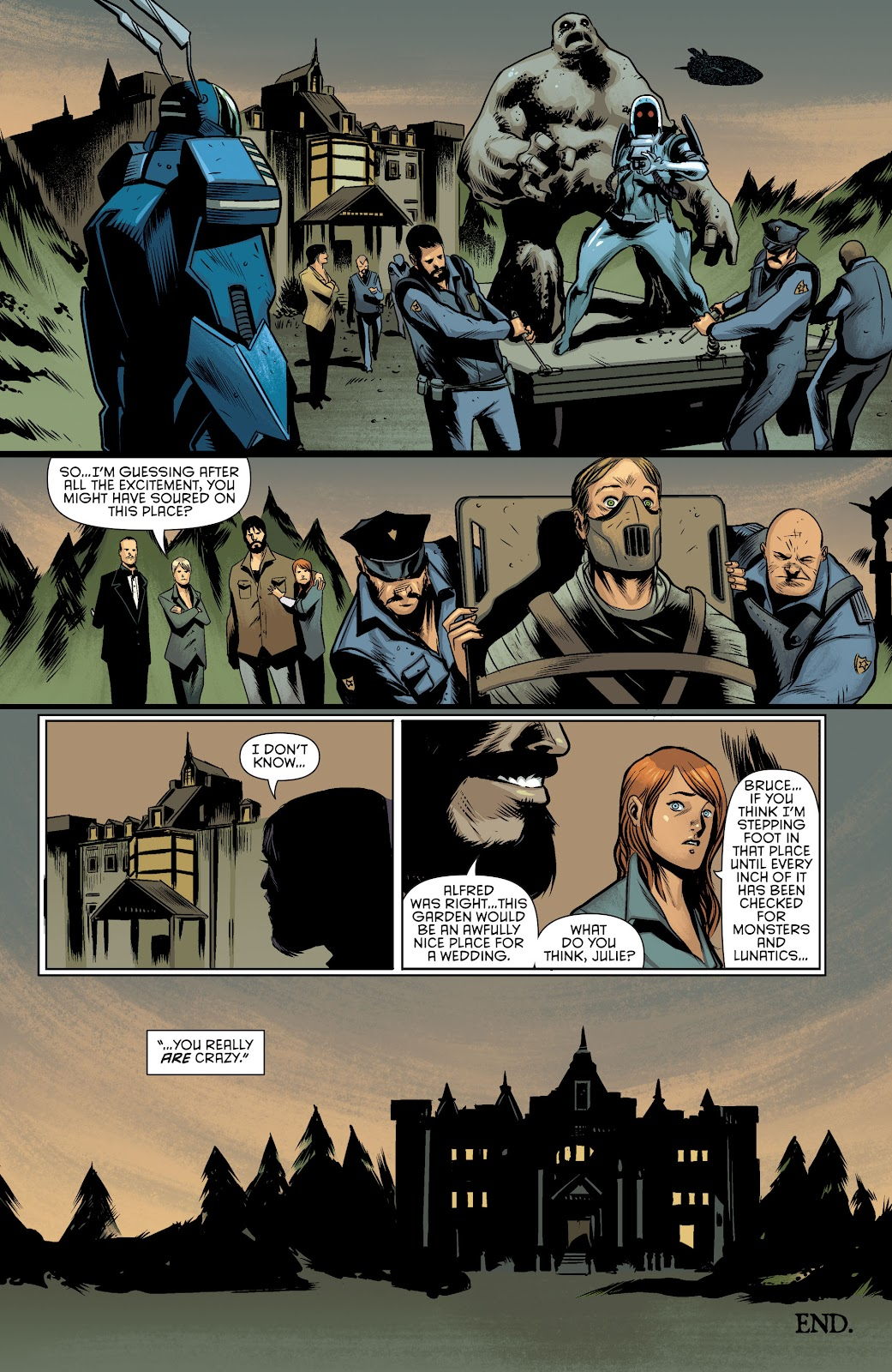Batman (2011) Annual 4 #14 - English 38