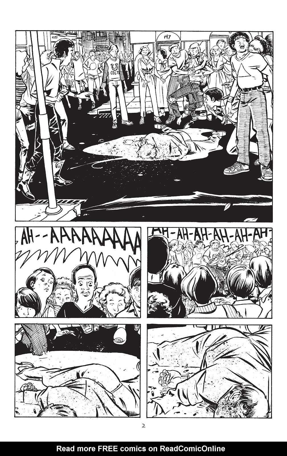 Stray Bullets Issue #5 #5 - English 4