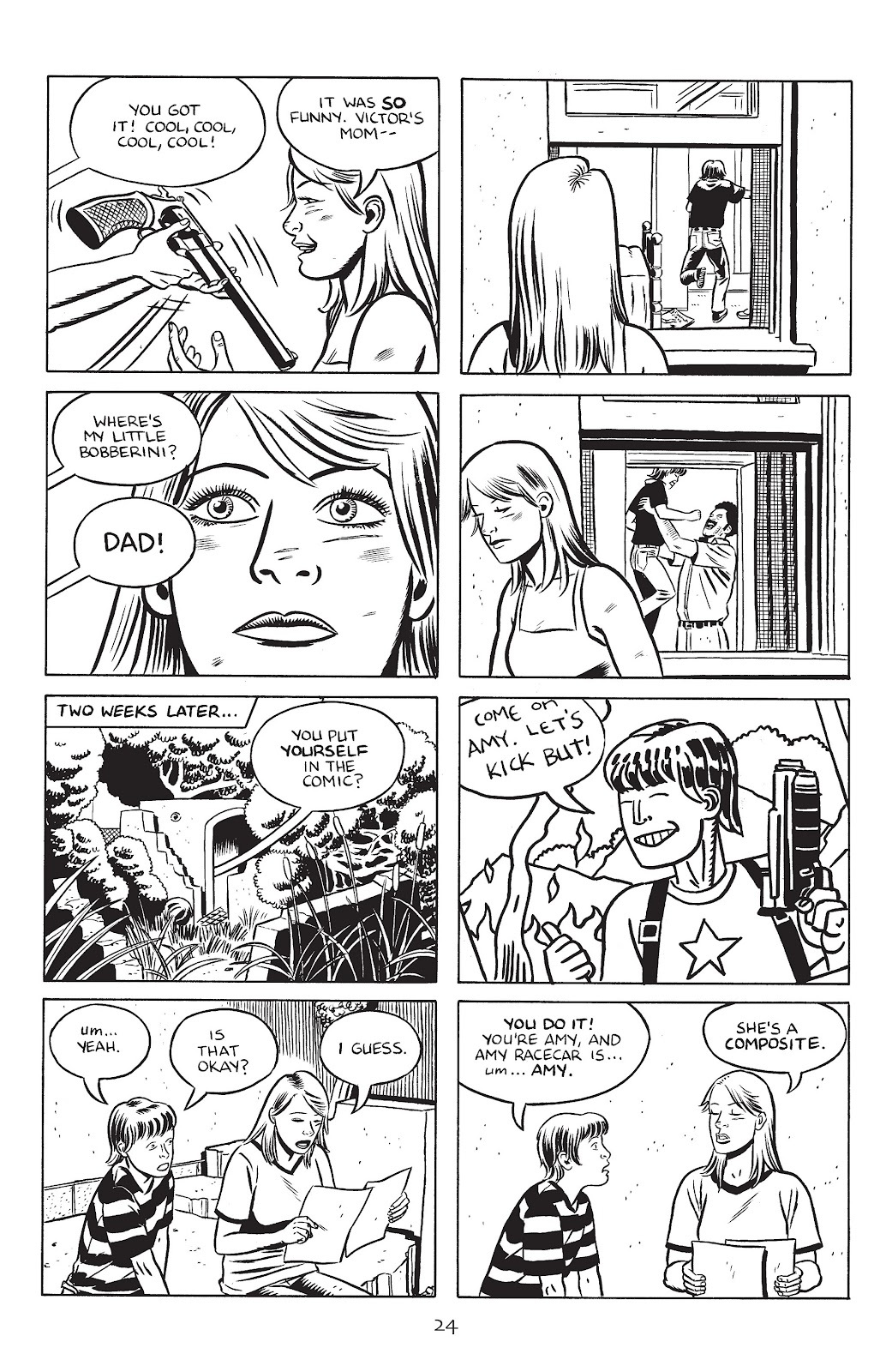 Stray Bullets Issue #30 #30 - English 26