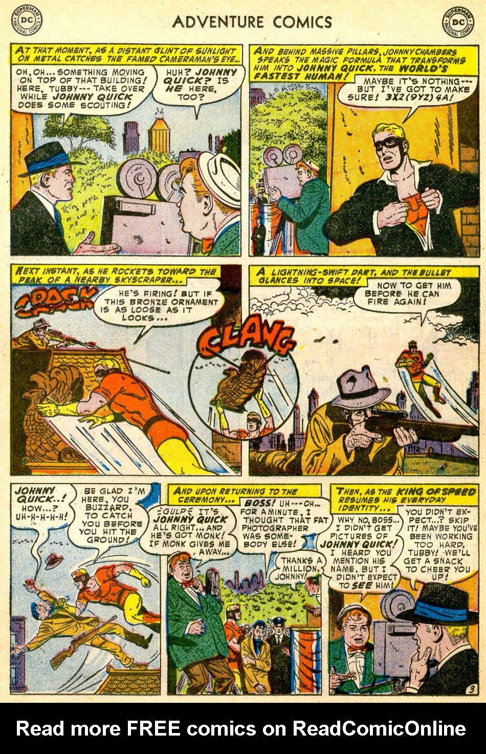 Read online Adventure Comics (1938) comic -  Issue #192 - 27
