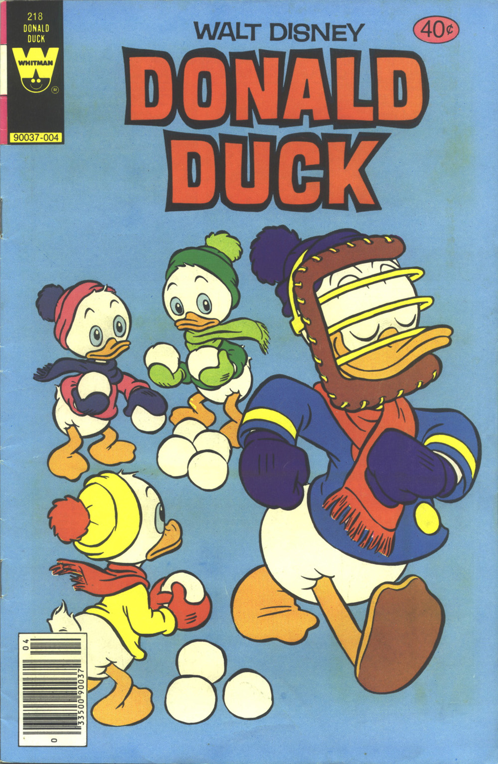 Donald Duck (1980) 218 Page 1