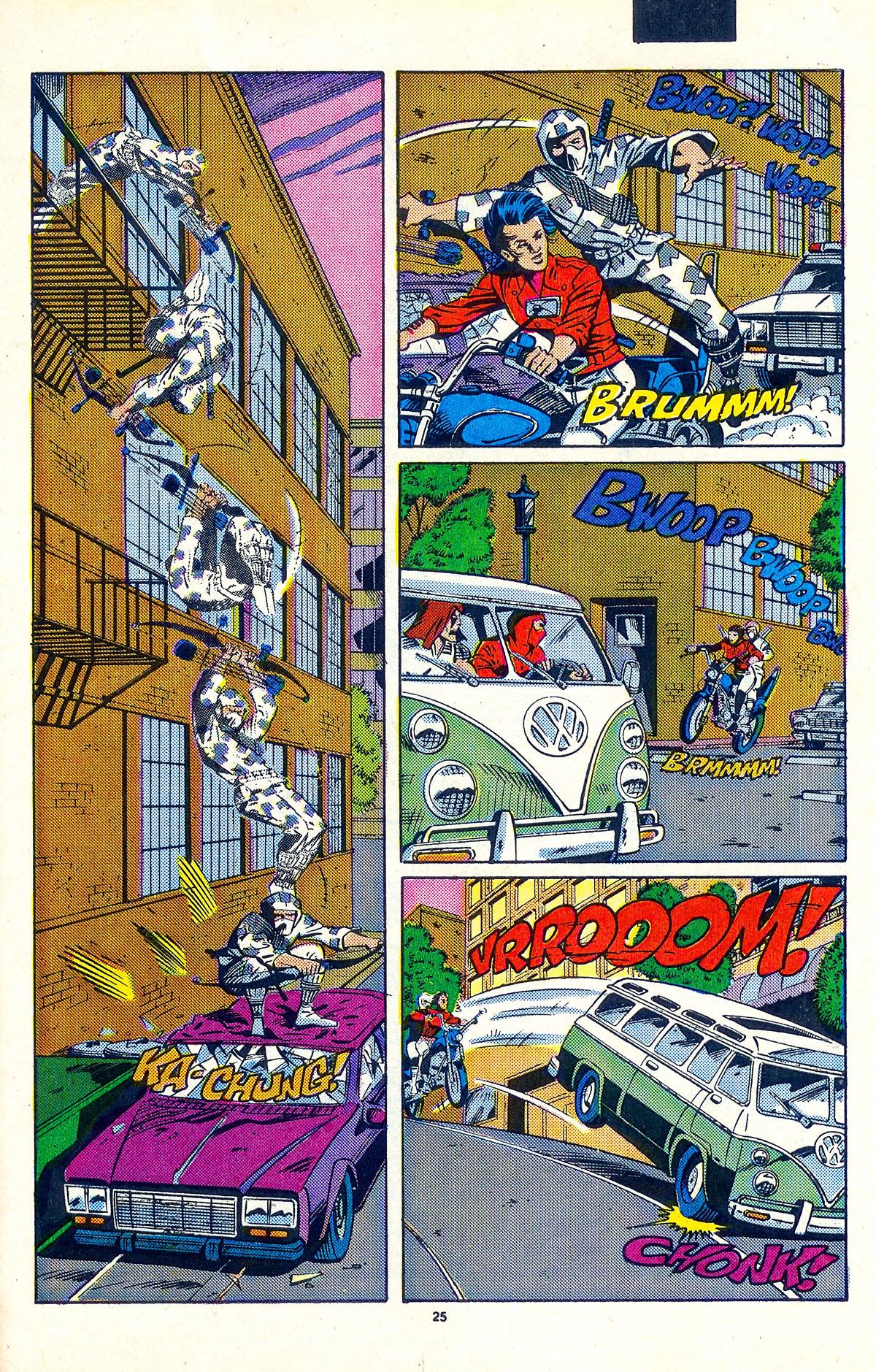 G.I. Joe: A Real American Hero 85 Page 19