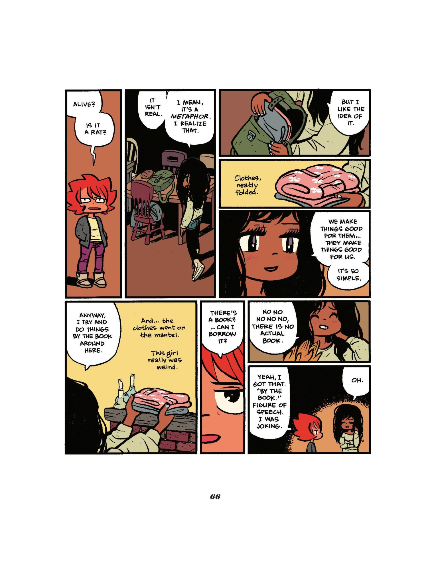 Read online Seconds comic -  Issue # Full - 68