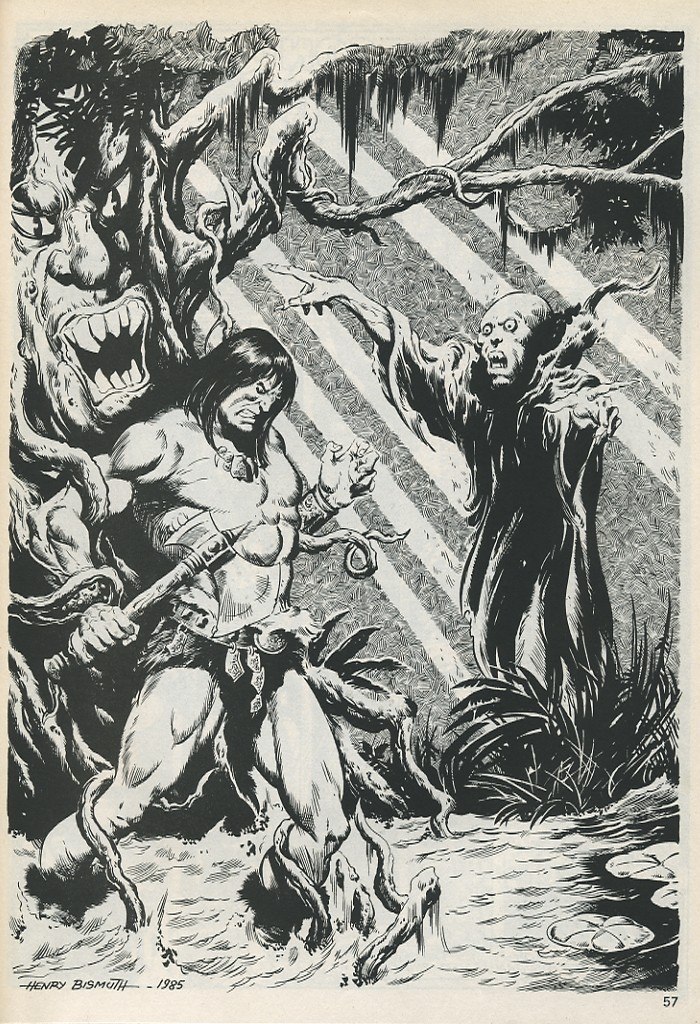 The Savage Sword Of Conan Issue #131 #132 - English 57