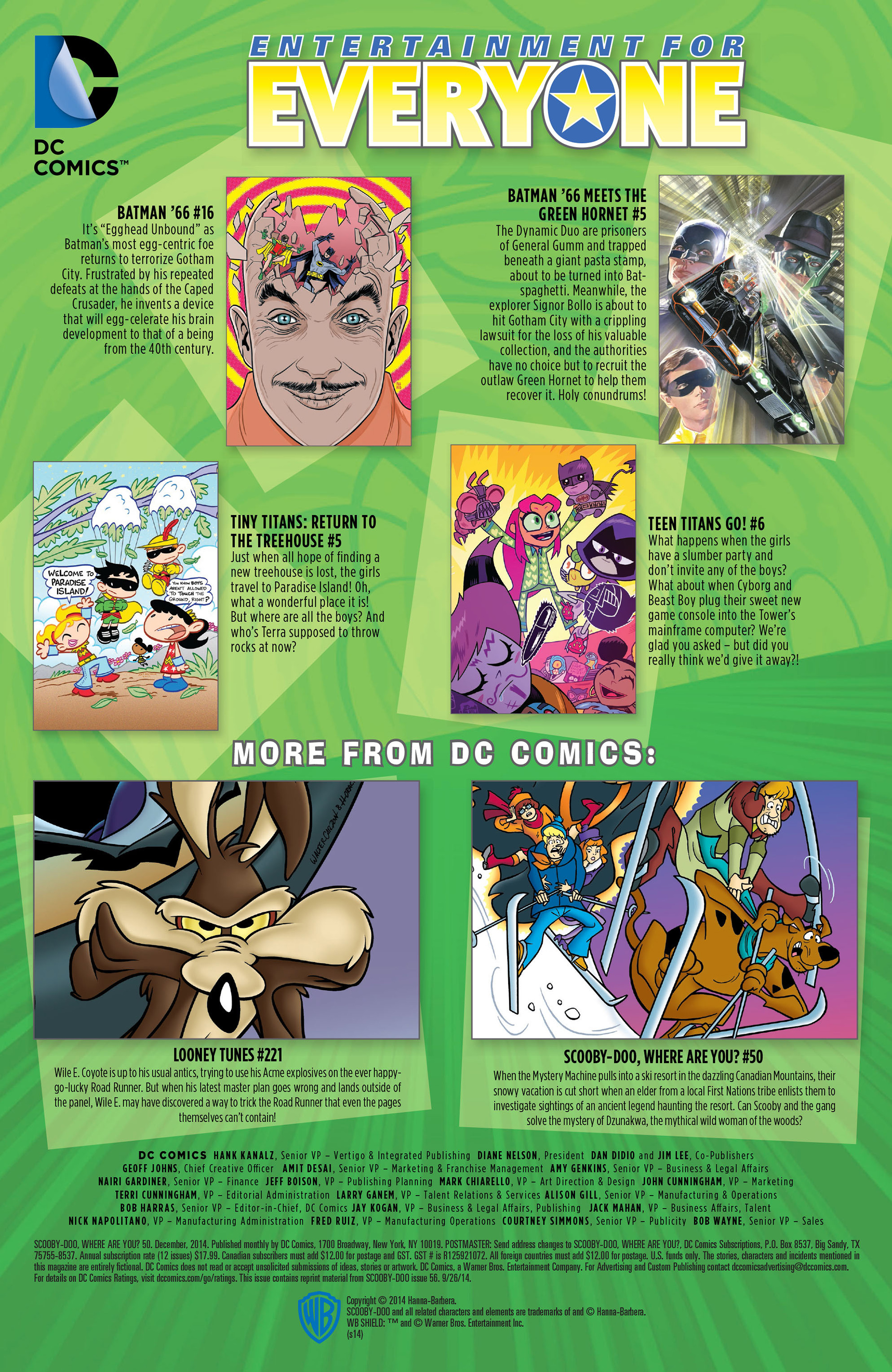 Read online Scooby-Doo: Where Are You? comic -  Issue #50 - 22