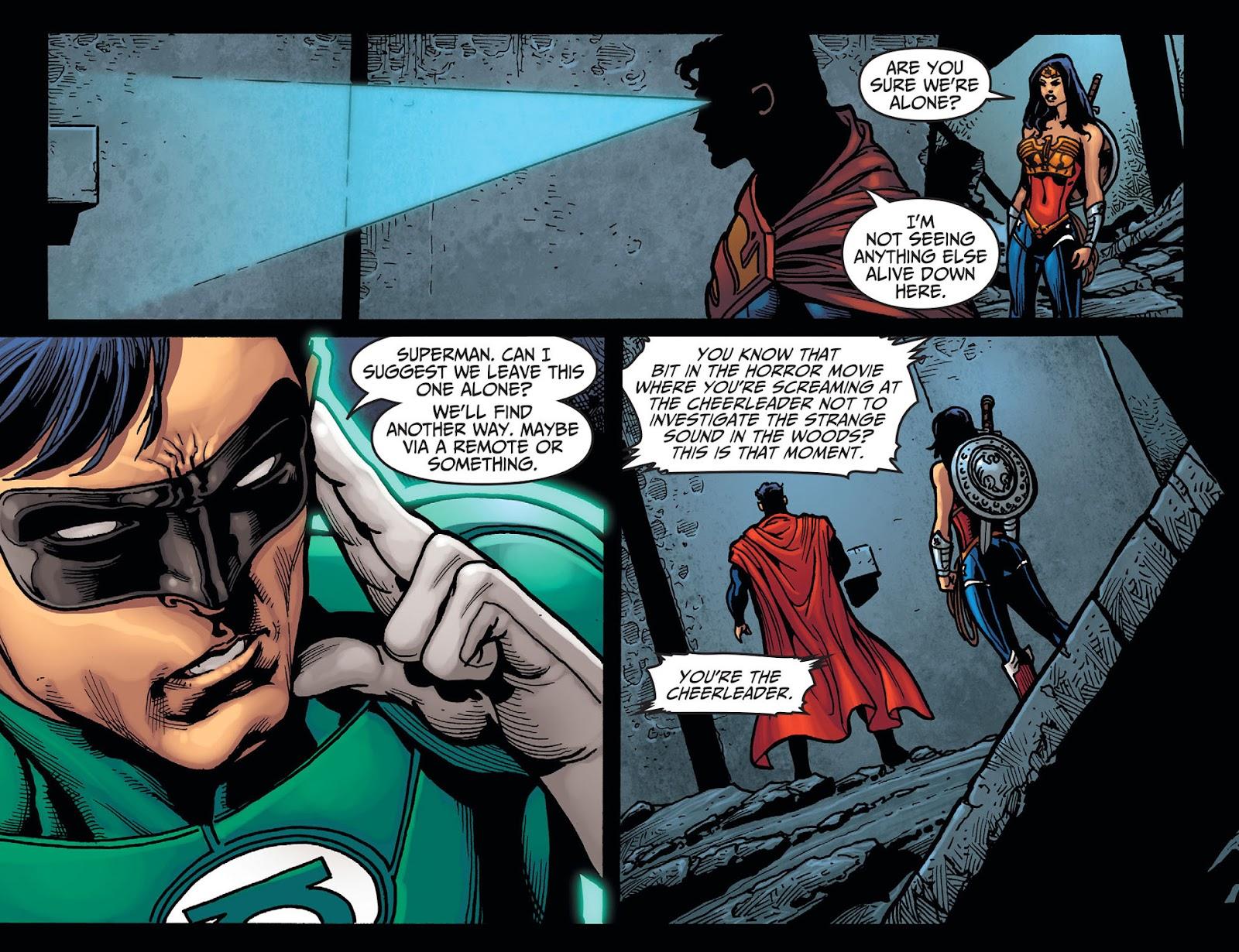 Injustice: Gods Among Us [I] Issue #20 #21 - English 15