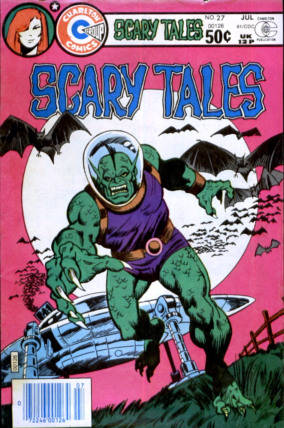 Read online Scary Tales comic -  Issue #27 - 1
