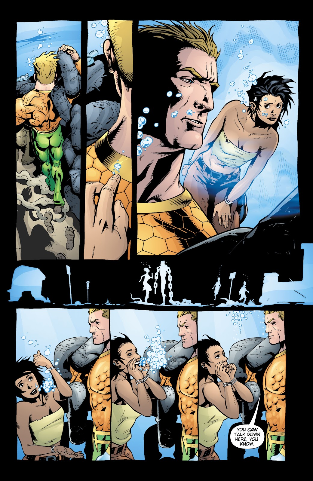 Aquaman (2003) Issue #17 #17 - English 15