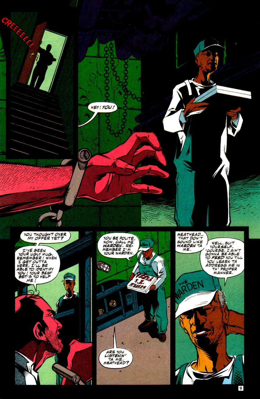 Chain Gang War 2 Page 9