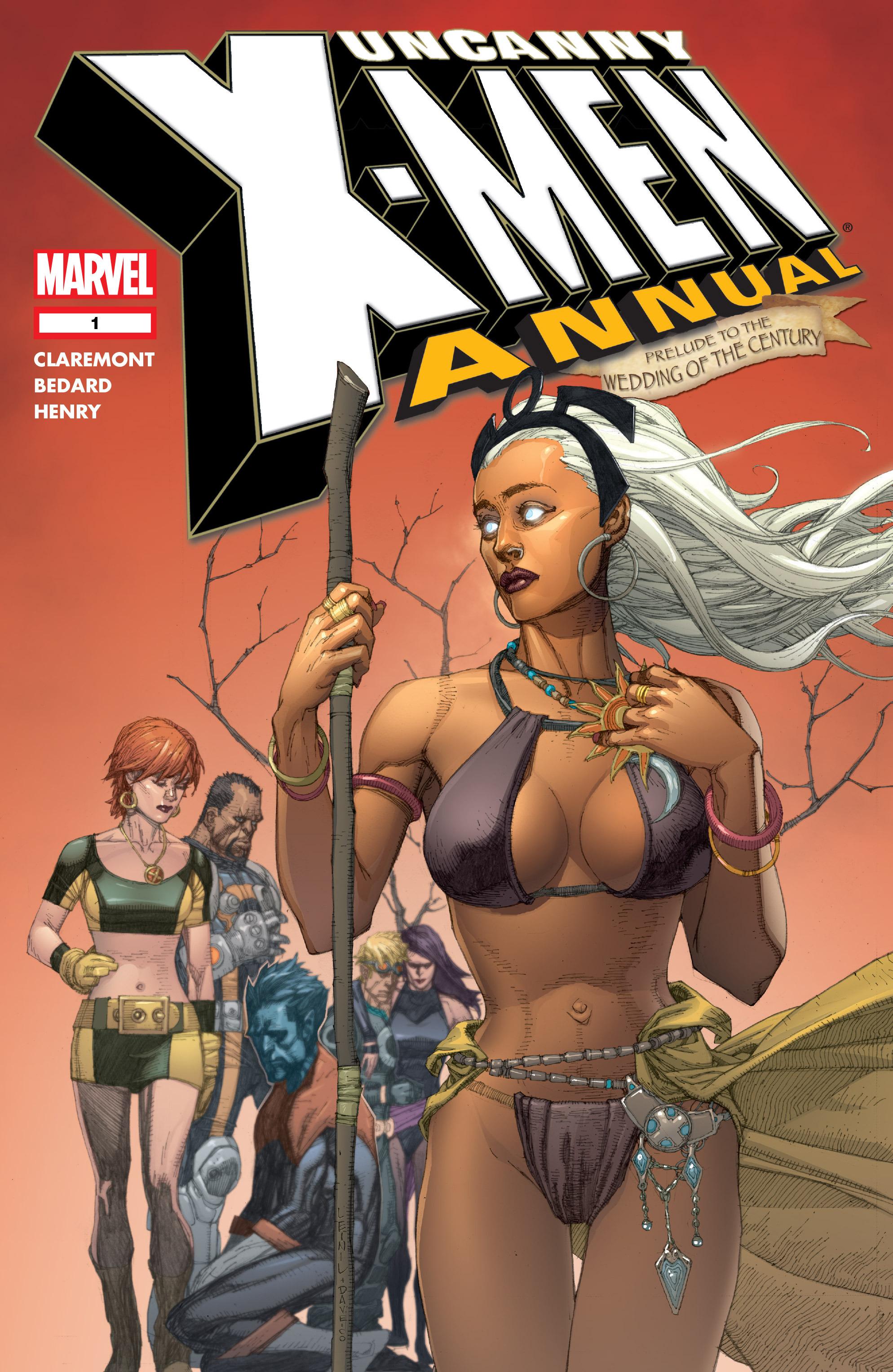 Uncanny X-Men (1963) _Annual_1_(2006) Page 1
