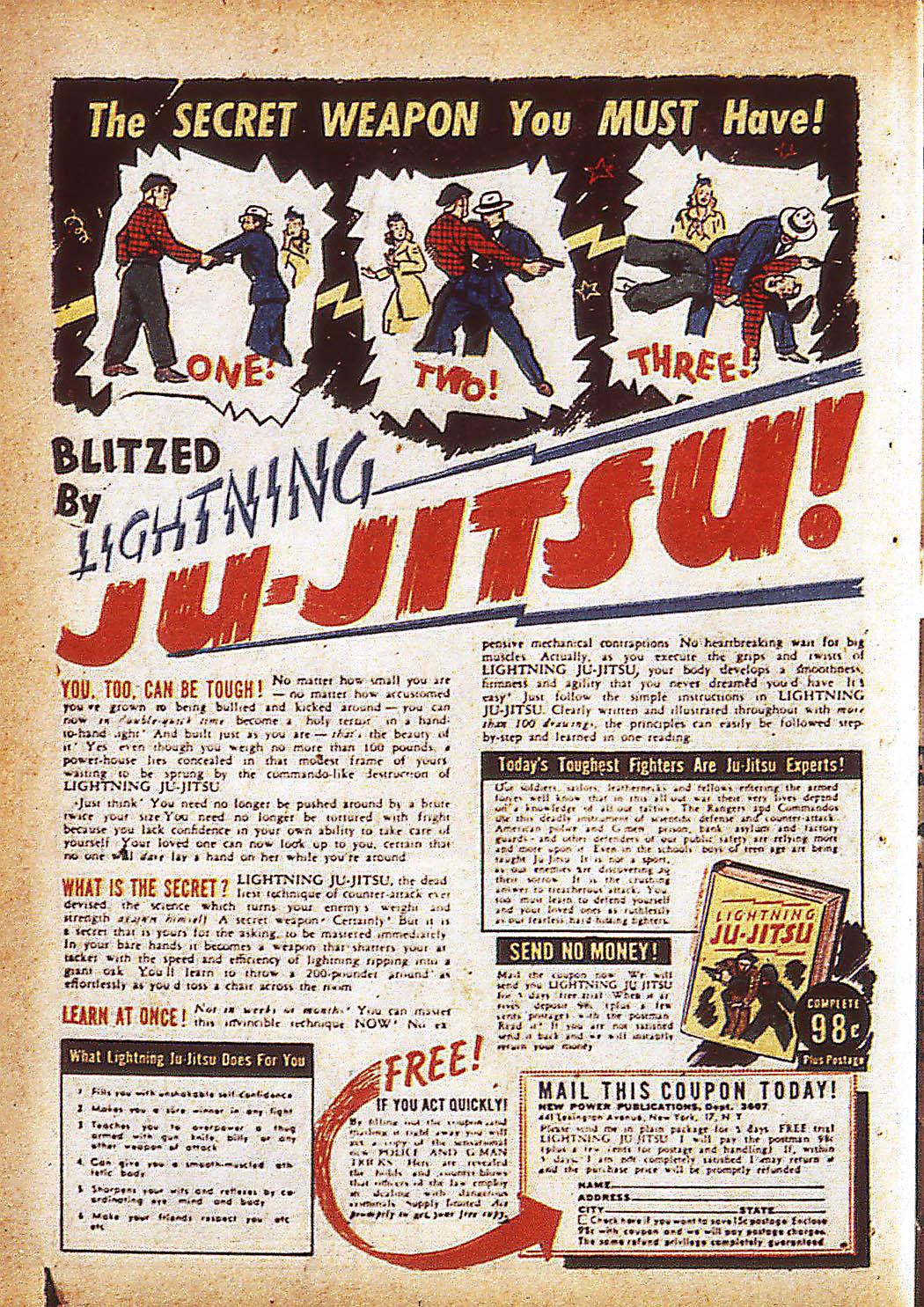Sub-Mariner Comics Issue #10 #10 - English 59