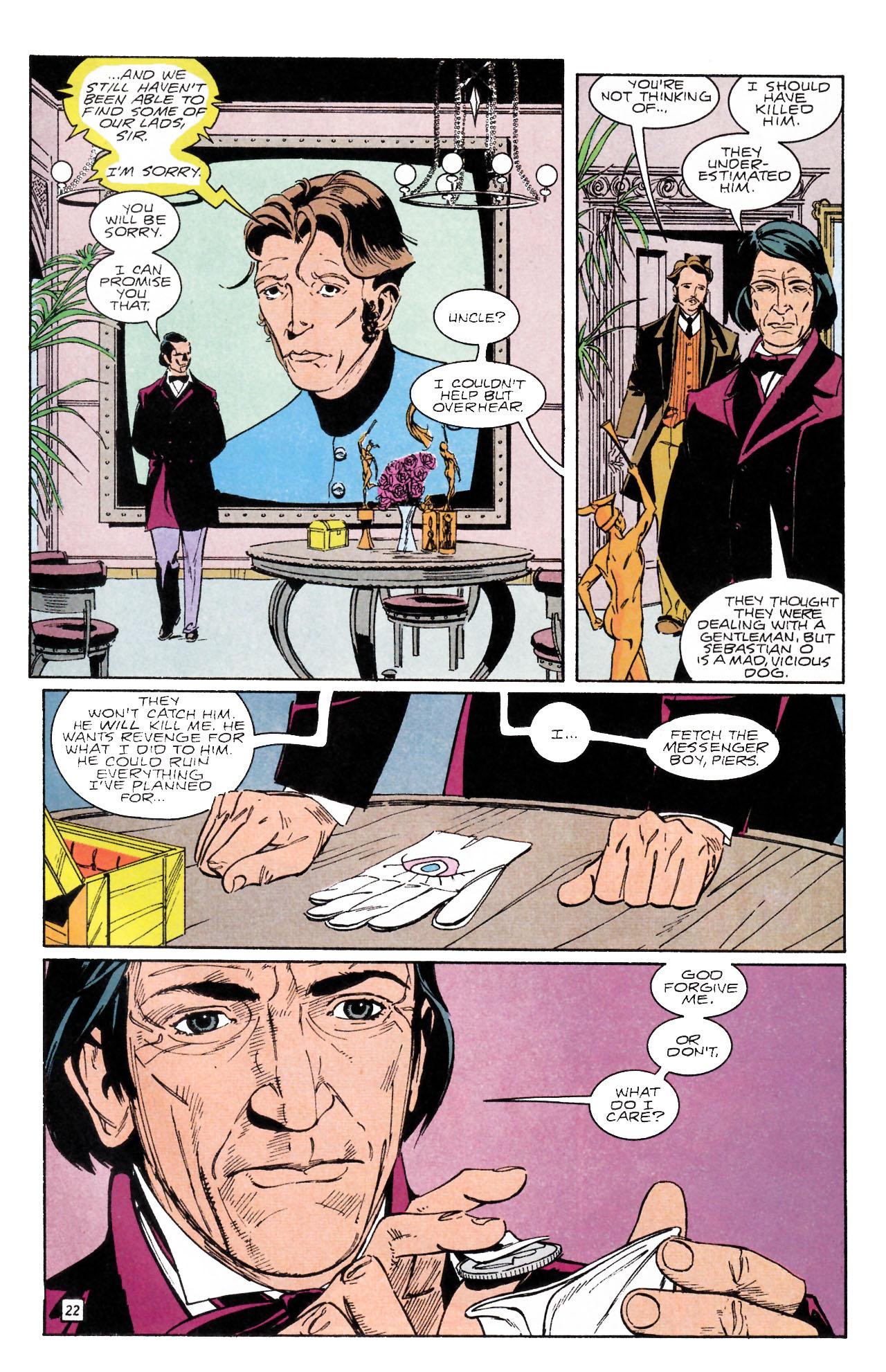 Read online Sebastian O comic -  Issue #1 - 27