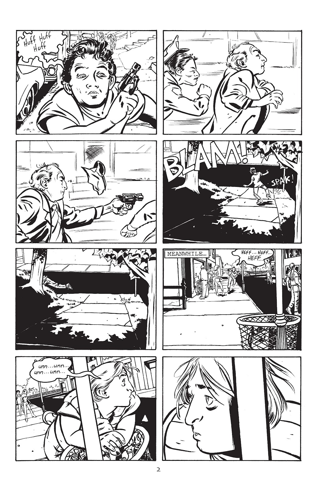 Stray Bullets Issue #3 #3 - English 4