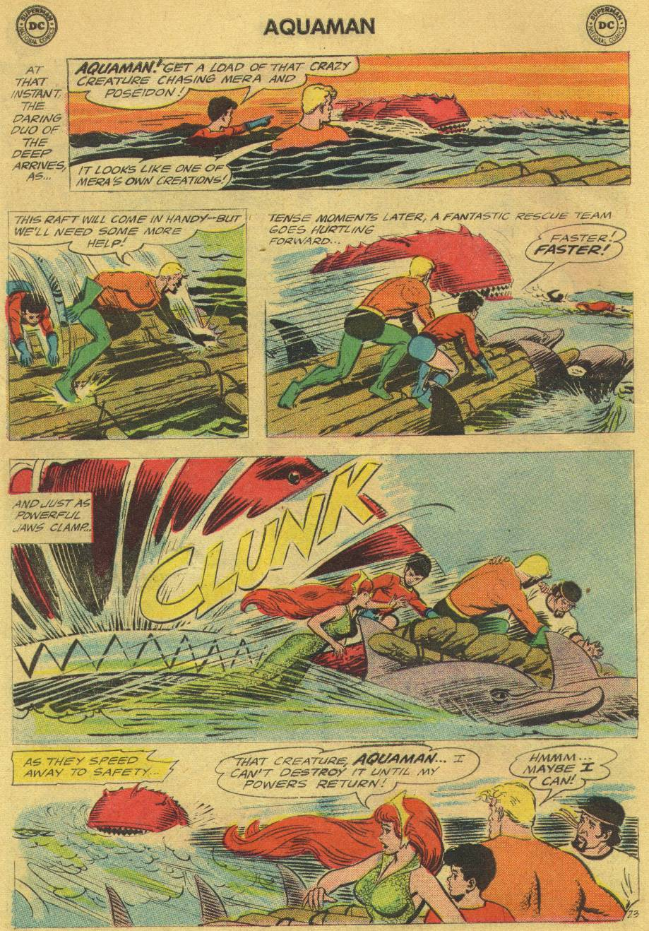 Aquaman (1962) Issue #17 #17 - English 30