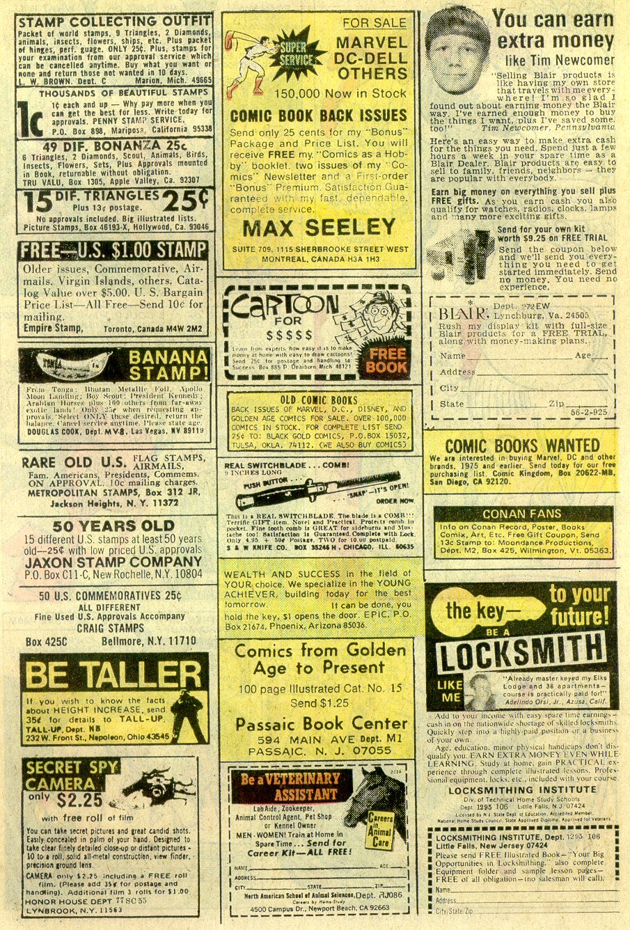 Strange Tales (1951) Issue #188 #190 - English 27