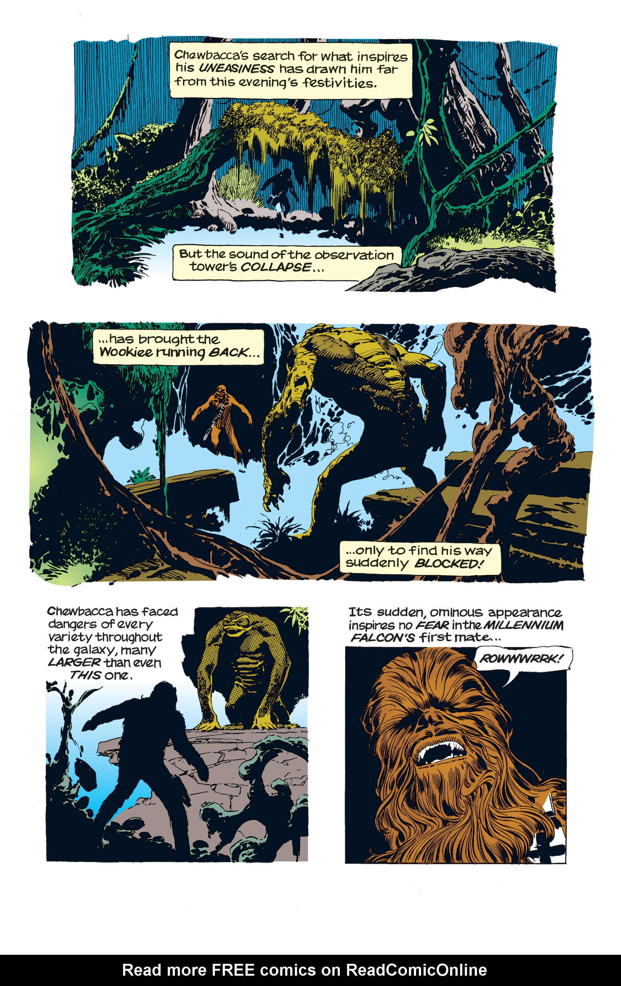 Classic Star Wars #8 #8 - English 26