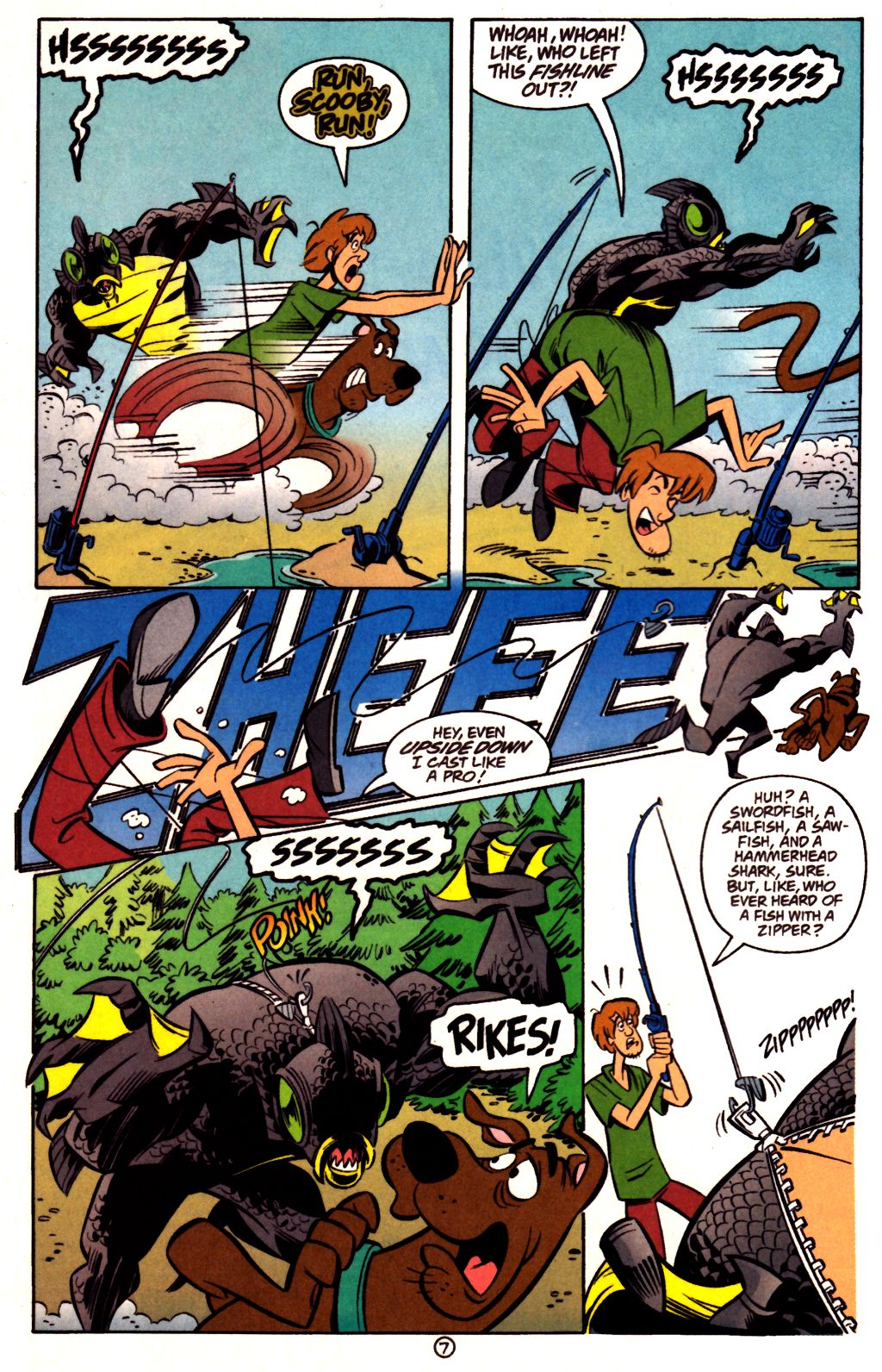 Read online Scooby-Doo (1997) comic -  Issue #23 - 21
