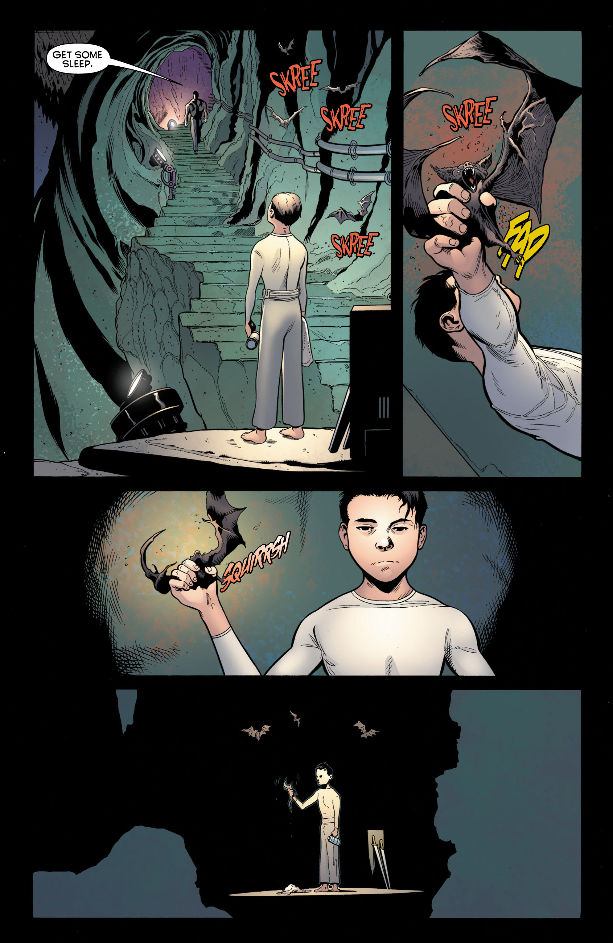 Batman and Robin (2011) chap 1 pic 41