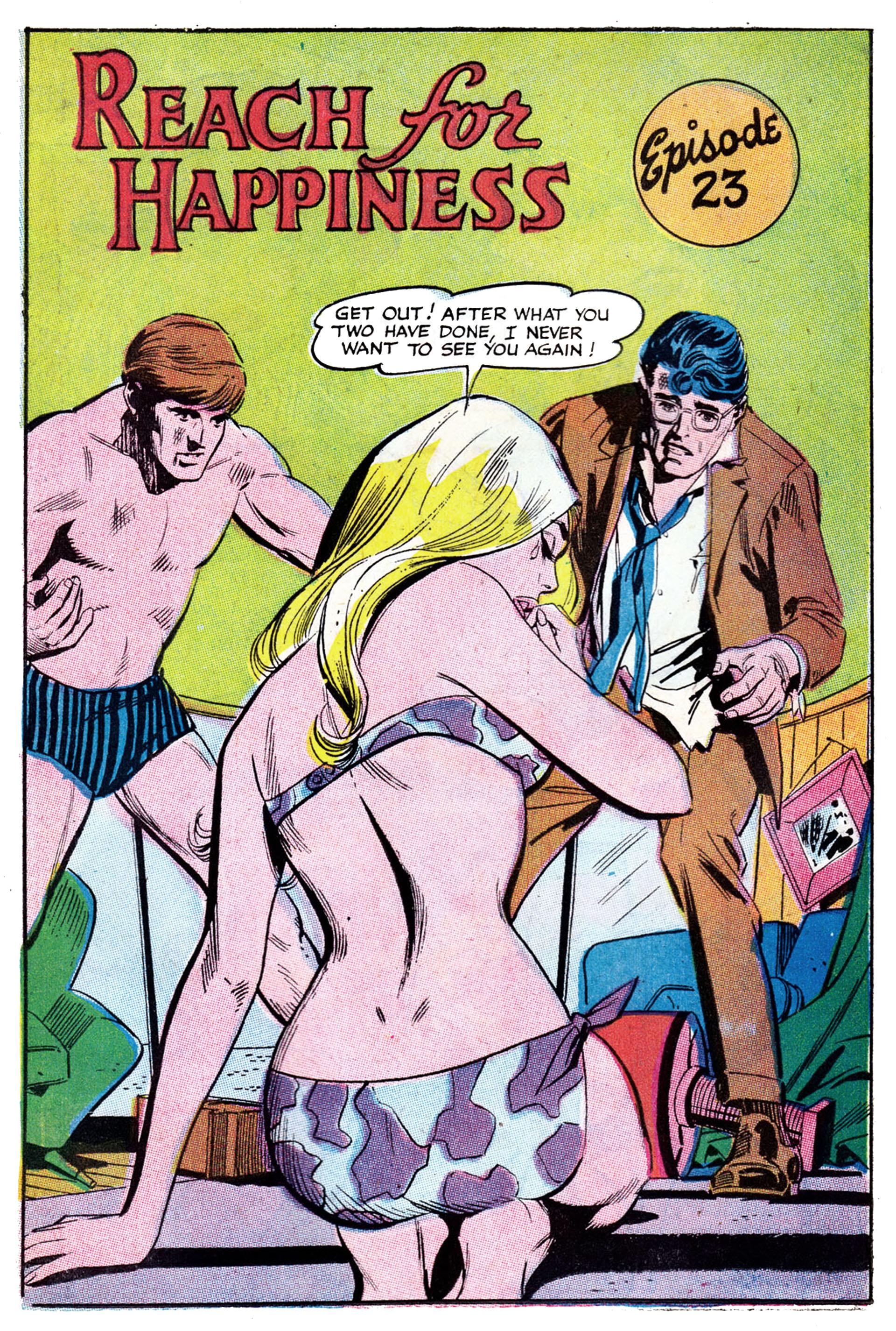 Read online Secret Hearts comic -  Issue #132 - 17