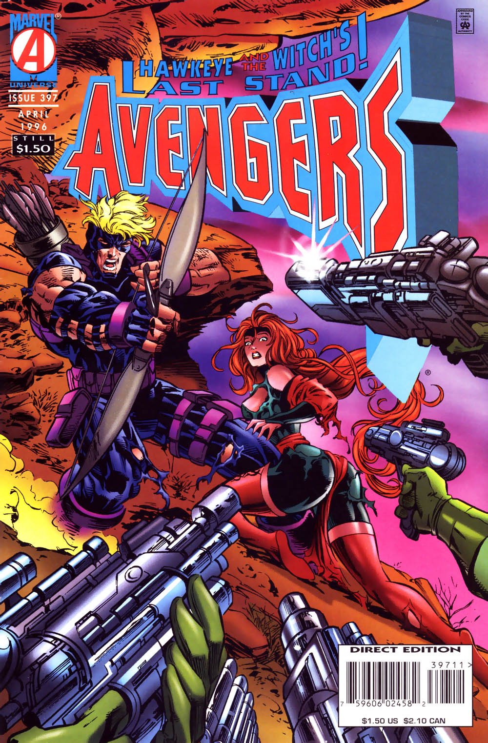 The Avengers (1963) 397 Page 1
