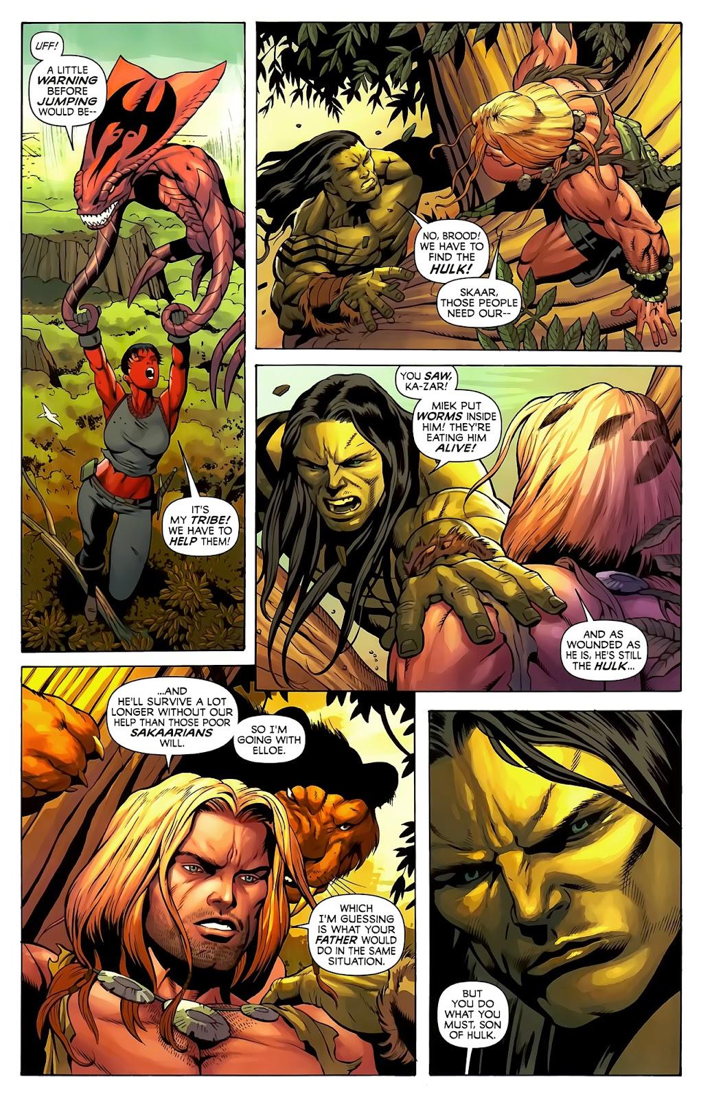 Incredible Hulks (2010) Issue #625 #15 - English 4