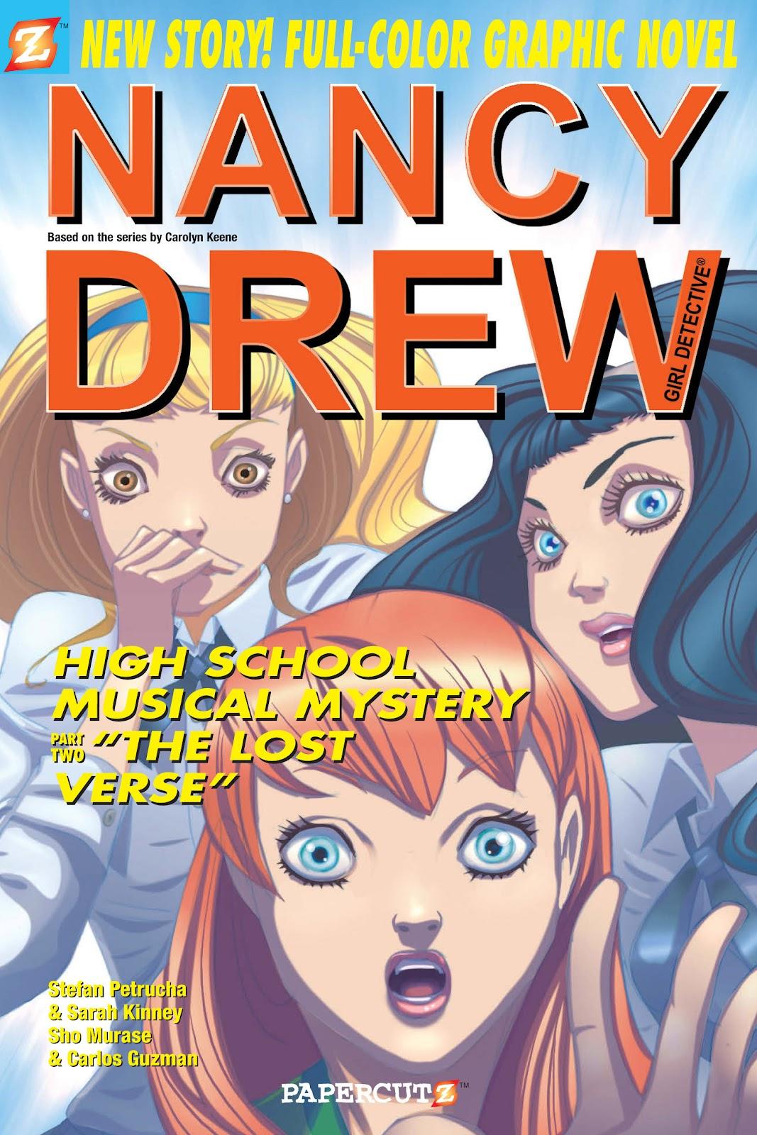 Nancy Drew  21 Page 1