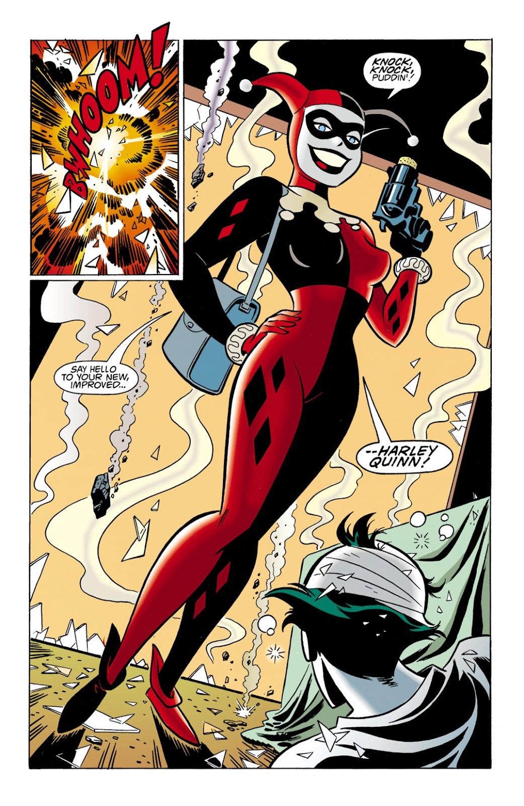 The Batman Adventures: Mad Love Full #1 - English 35