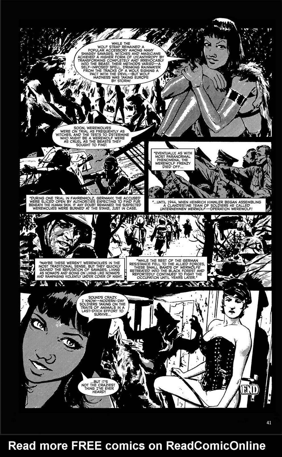 Creepy (2009) Issue #3 #3 - English 43