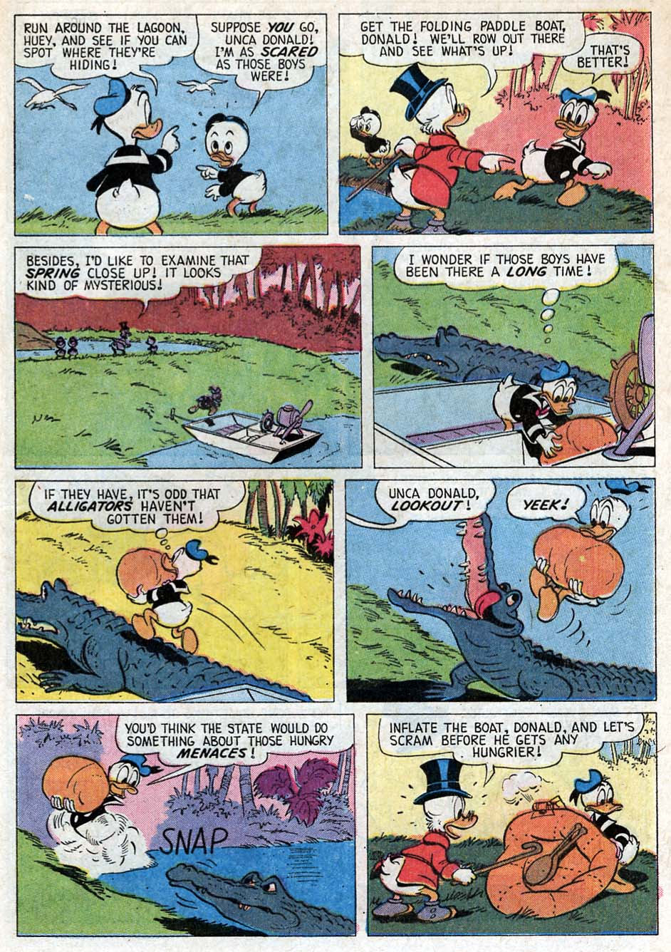 Uncle Scrooge (1953) Issue #97 #97 - English 9