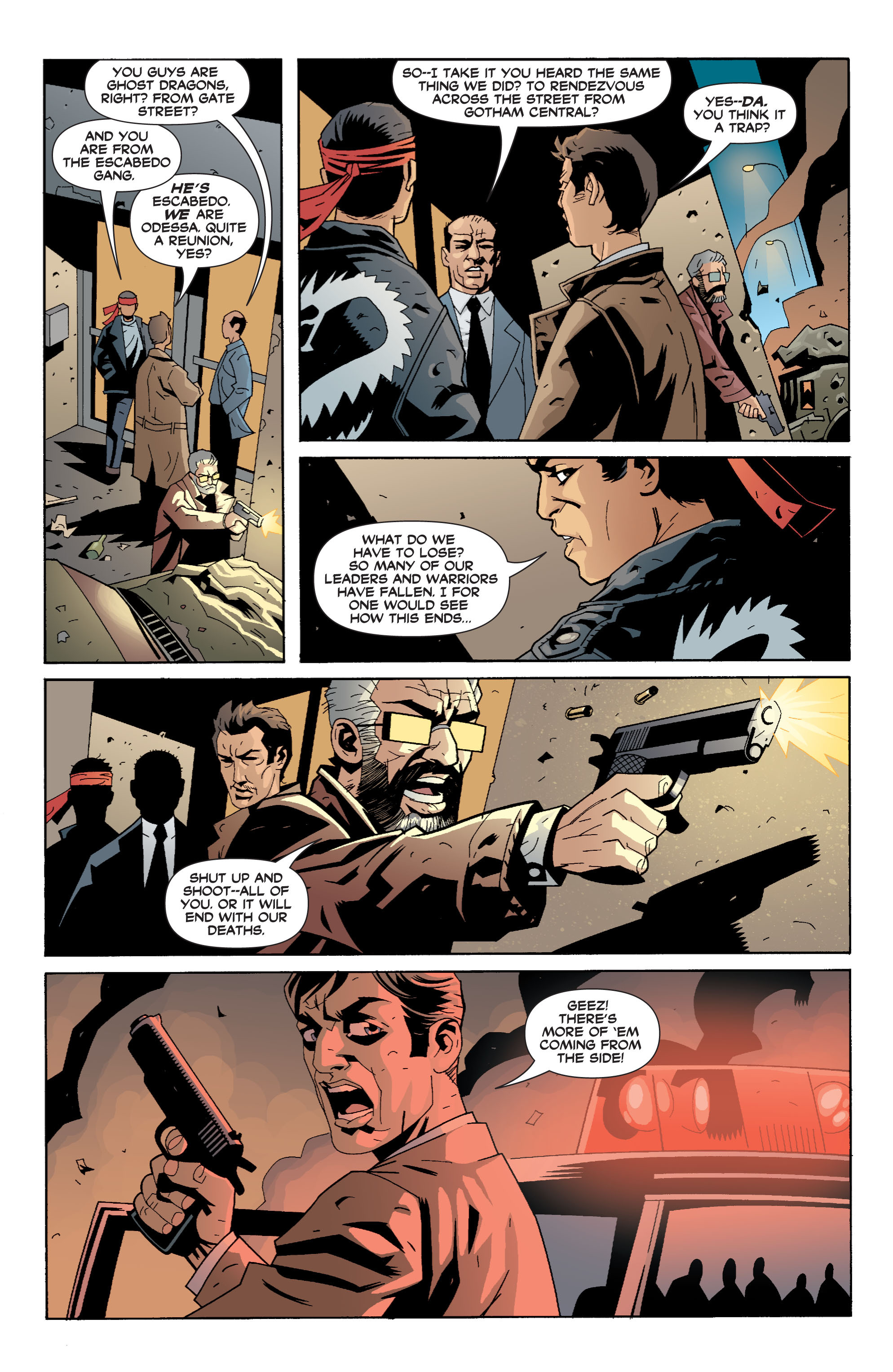 Read online Batman: War Games comic -  Issue #6 - 14