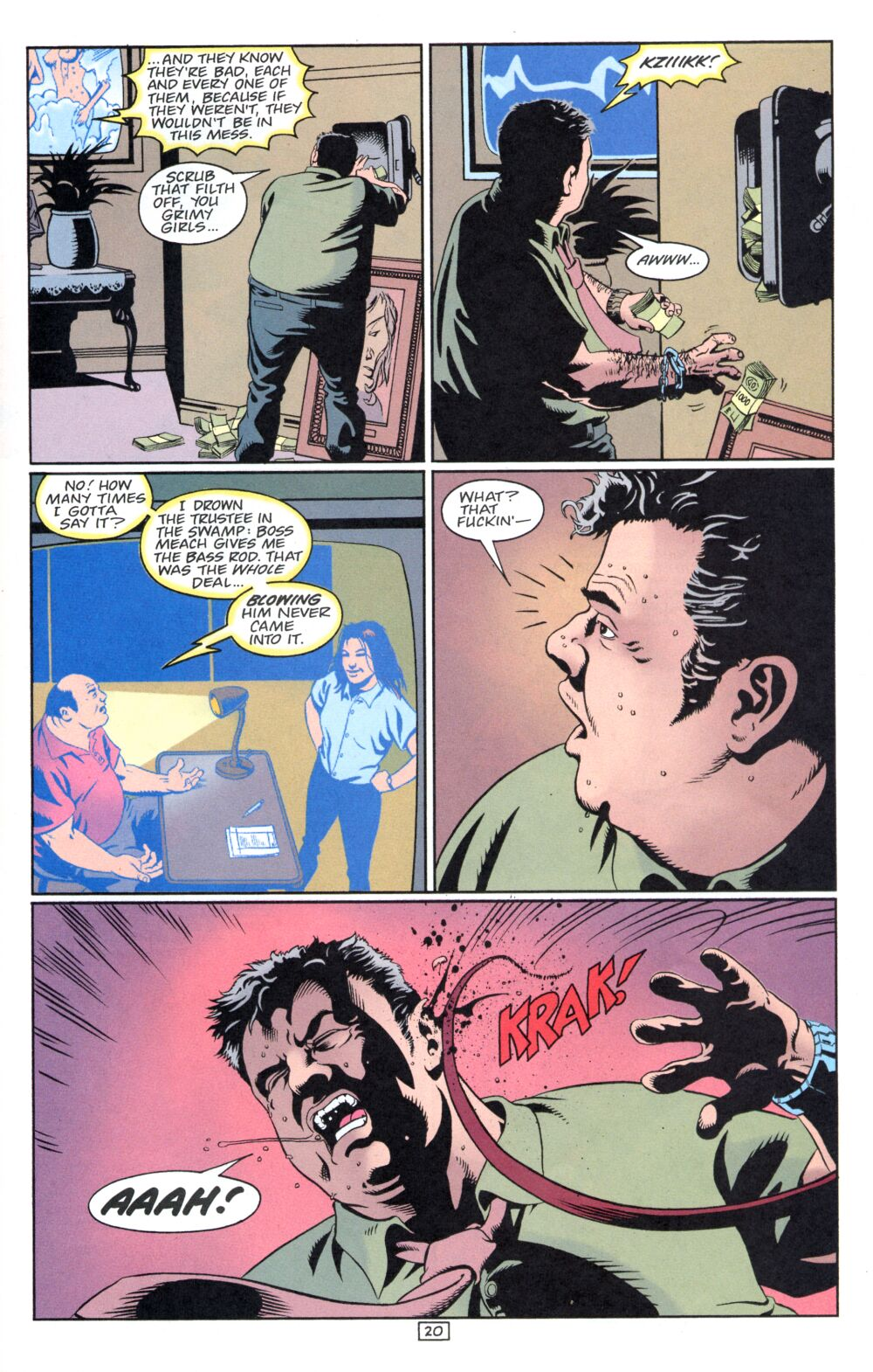 Cruel and Unusual 3 Page 21