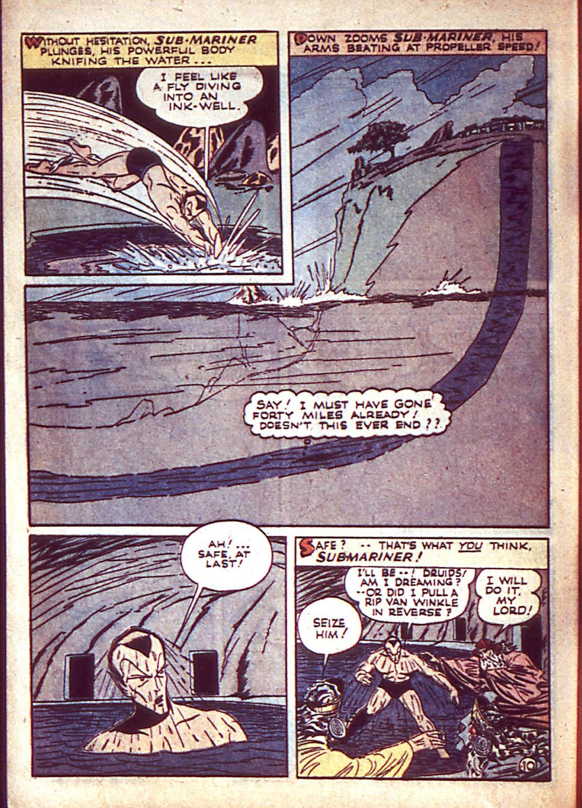 Sub-Mariner Comics Issue #3 #3 - English 13