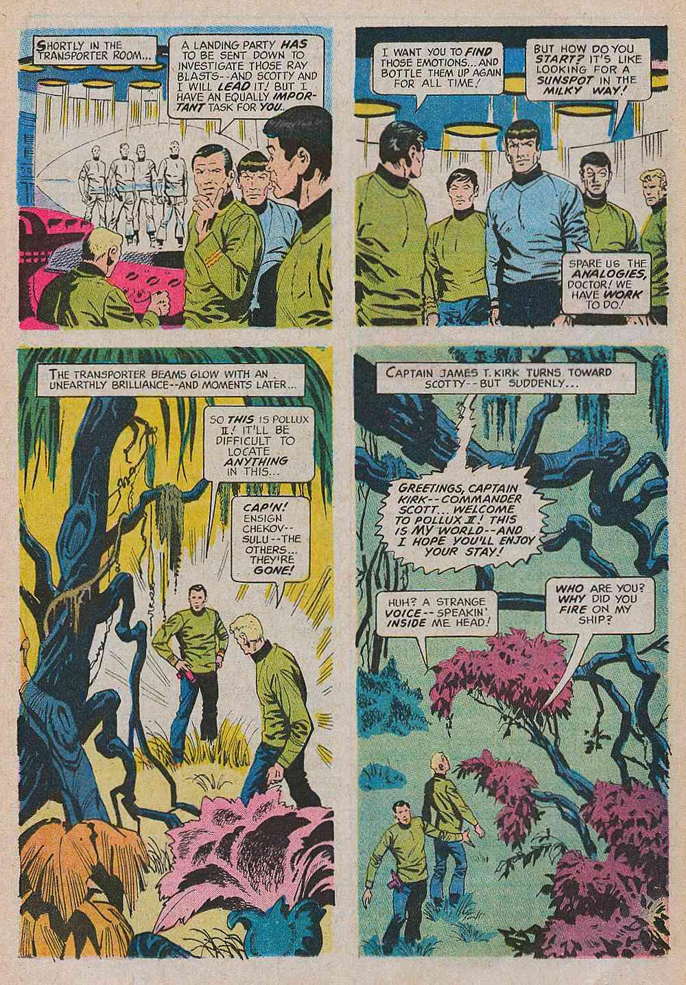 Star Trek (1967) Issue #11 #11 - English 11