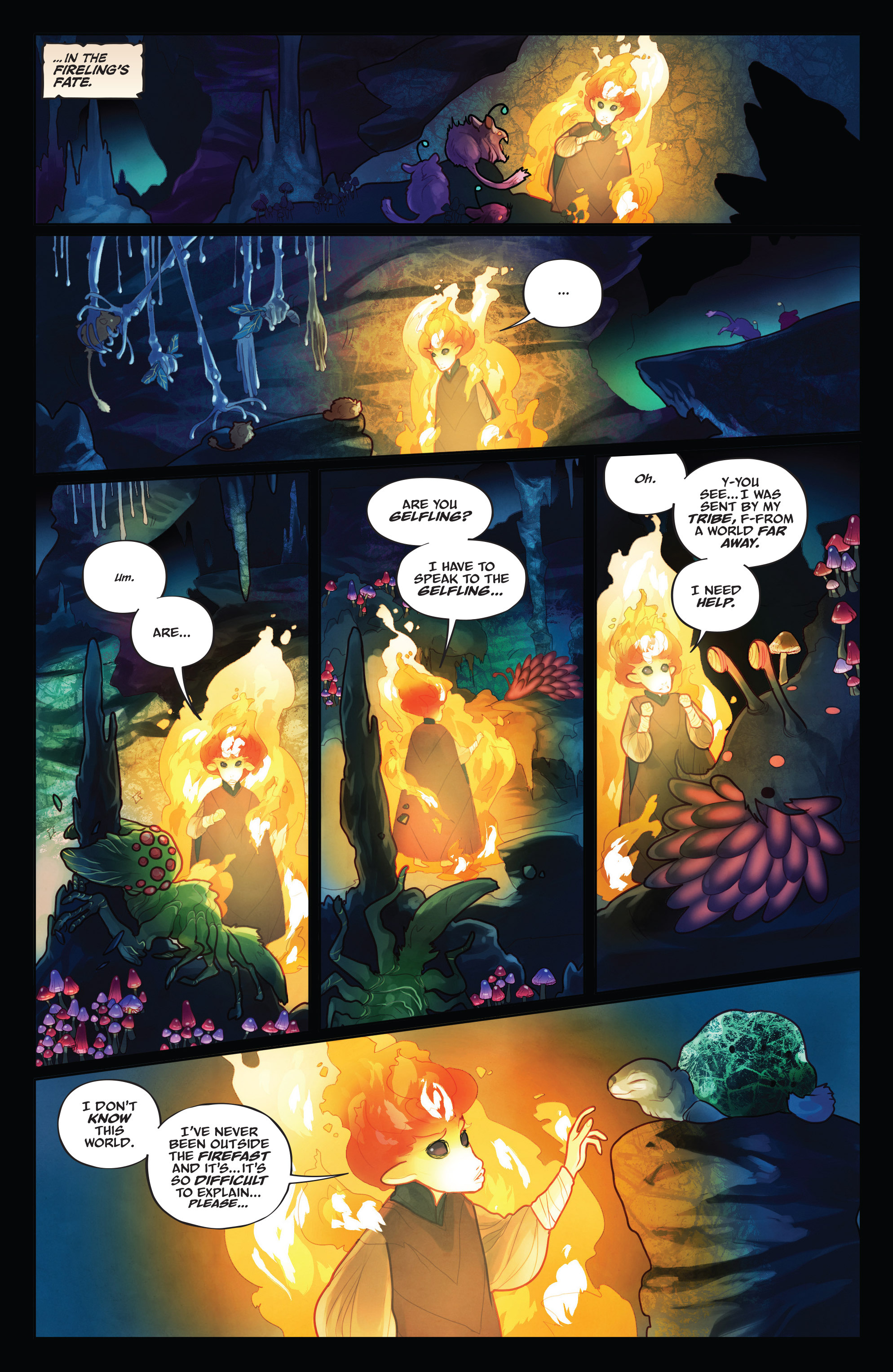 The Power of the Dark Crystal 1 Page 10
